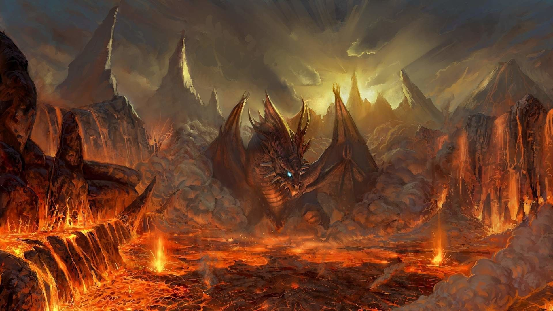 Wizards And Dragons Wallpapers Top Free Wizards And