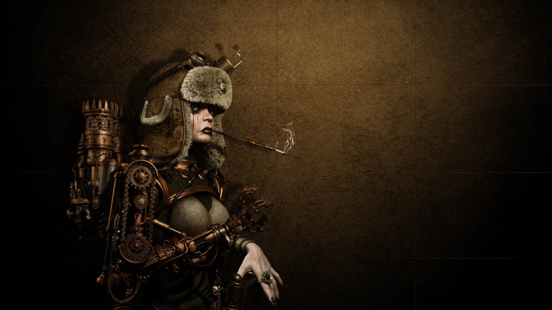 Japanese Steampunk Wallpapers Top Free Japanese Steampunk