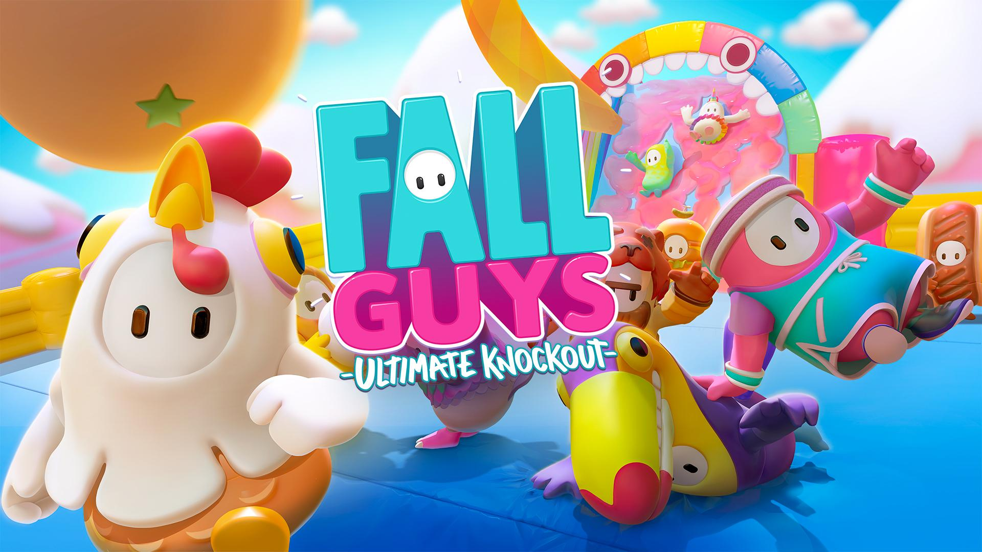 Fall Guys Ultimate Knockout Wallpapers Top Free Fall Guys Ultimate Knockout Backgrounds Wallpaperaccess