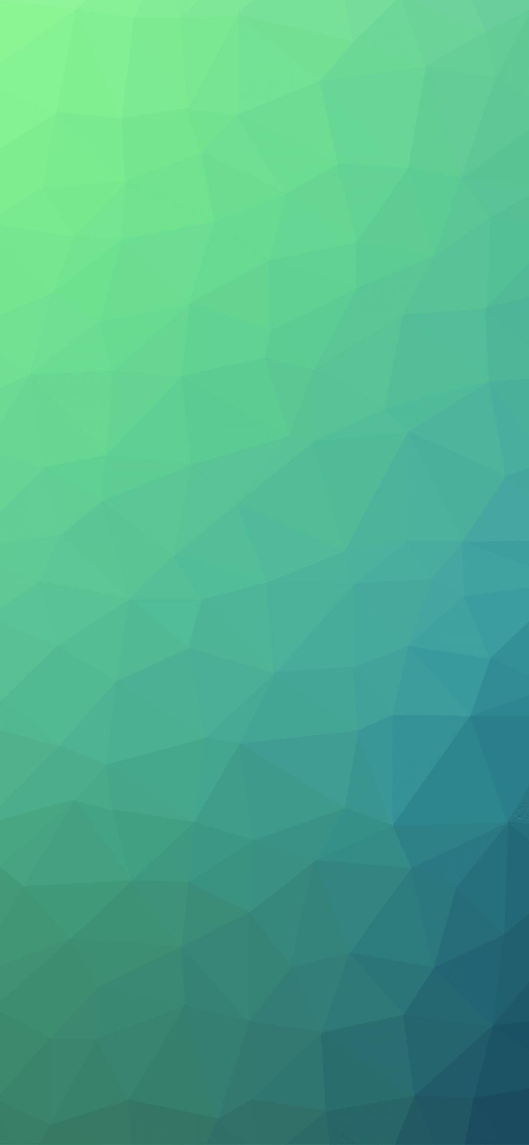 1080x2337 Aesthetic iPhone Mint Green Wallpaper HD