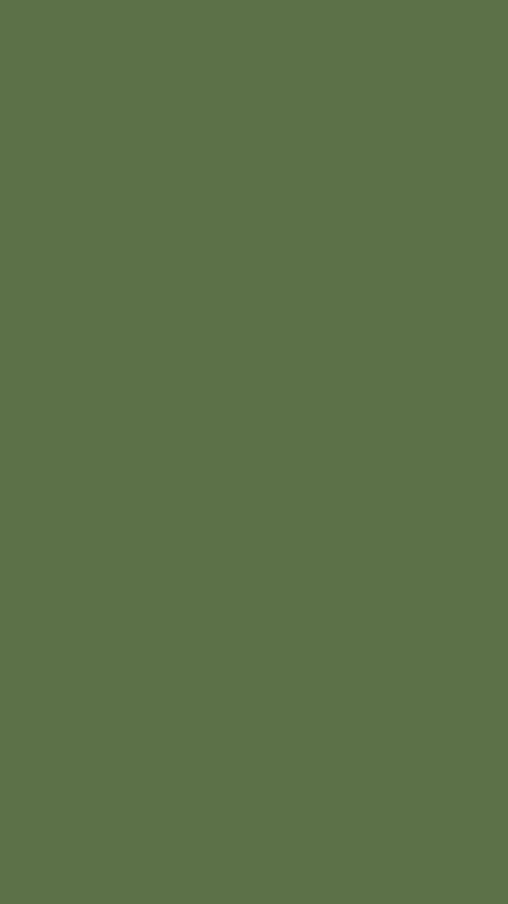 Hình nền iPhone 736x1308 Màu xanh ô liu dễ thương
