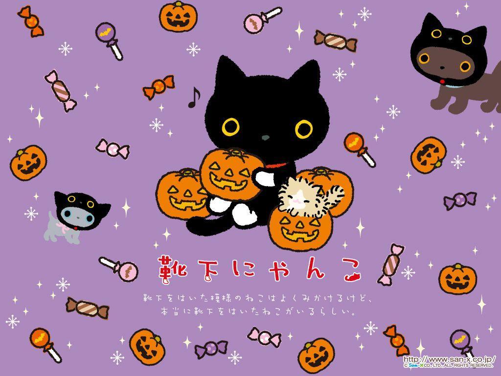 Cute Hello Kitty Halloween Wallpapers Top Free Cute Hello Kitty