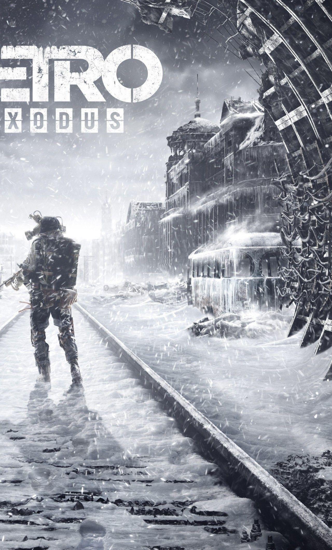 Metro Exodus Wallpapers - Top Free Metro Exodus ...