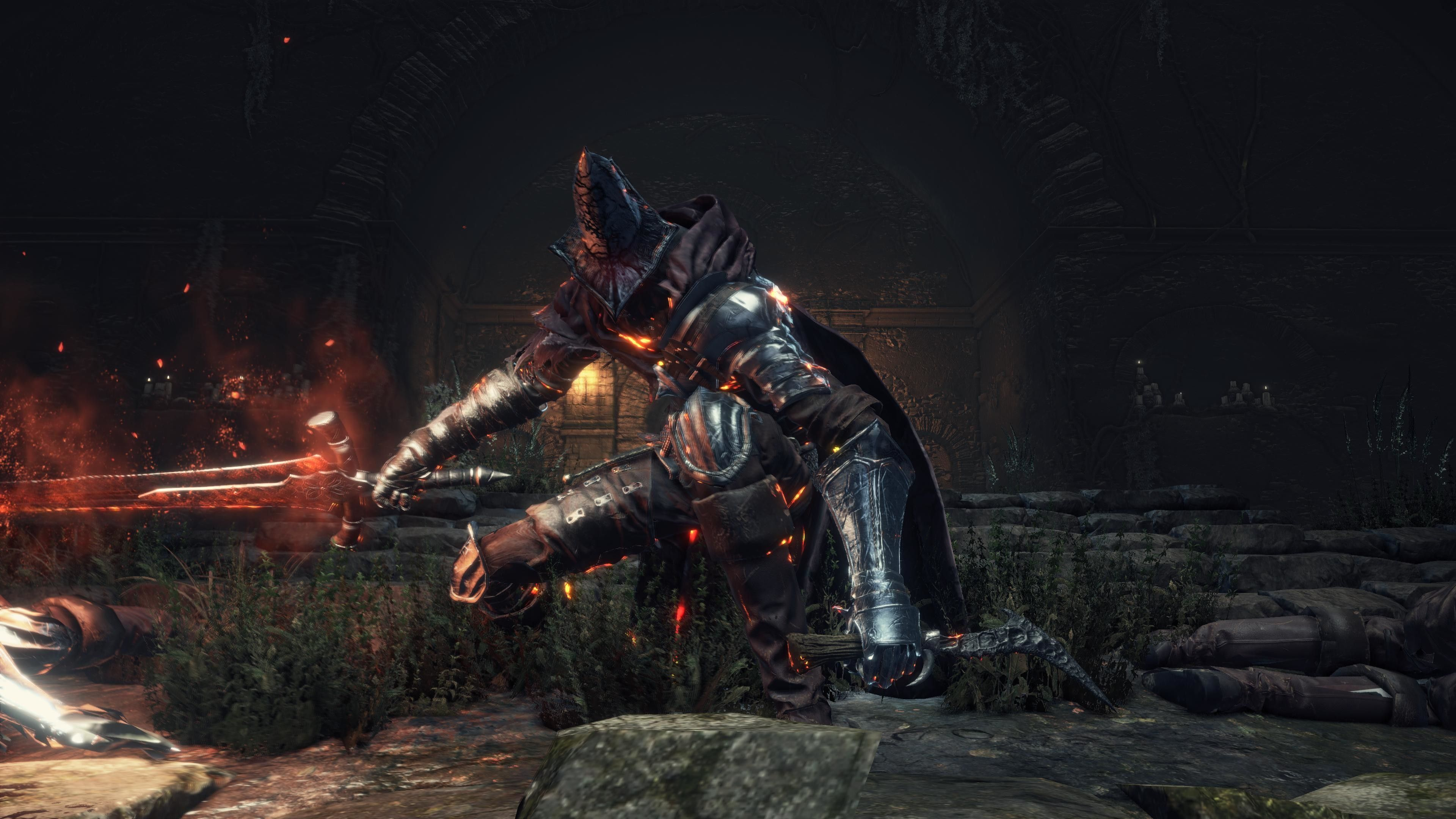 Abyss Watchers Wallpapers Top Free Abyss Watchers Backgrounds Wallpaperaccess