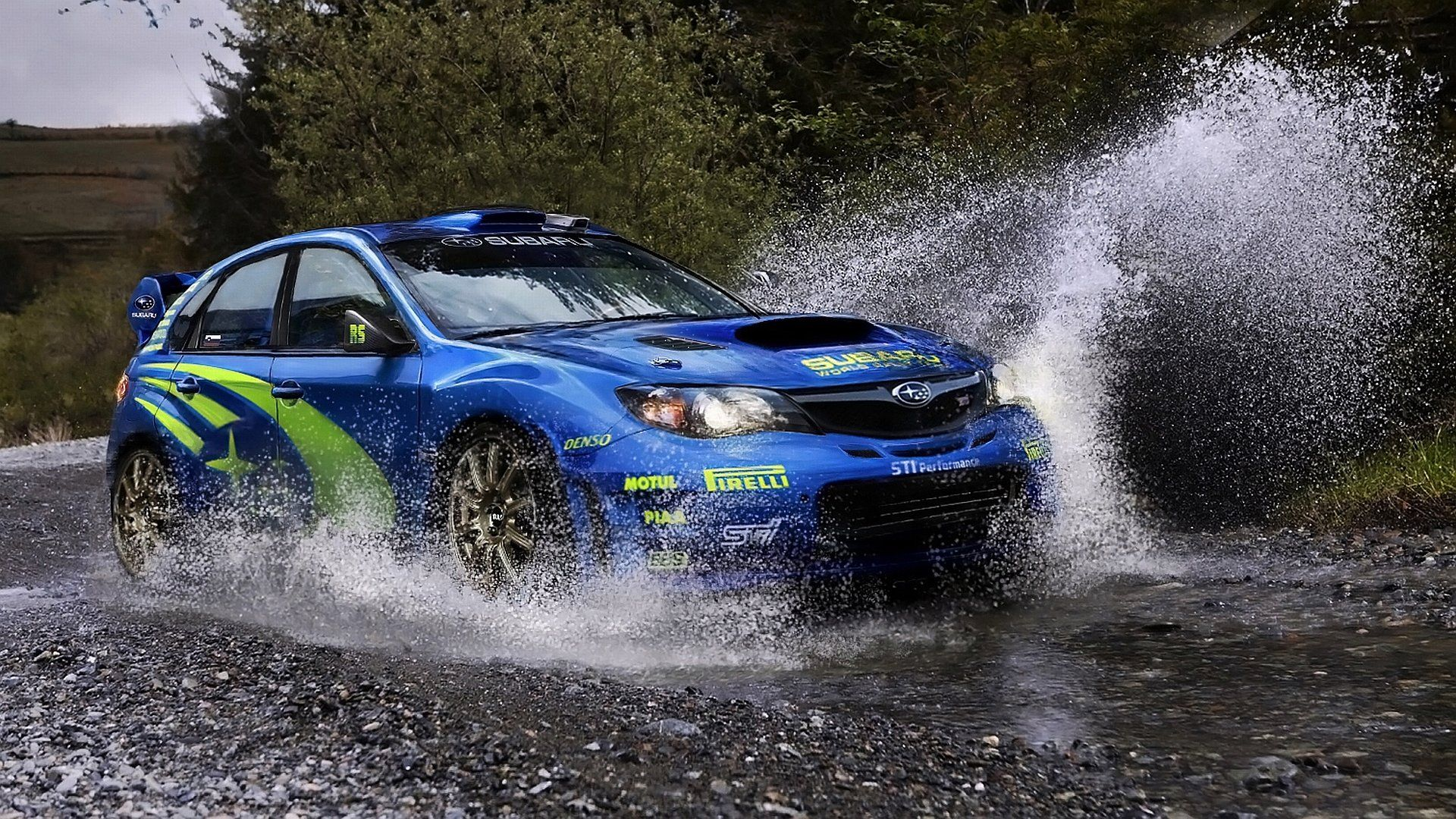 Wrx Rally Wallpapers Top Free Wrx Rally Backgrounds Wallpaperaccess