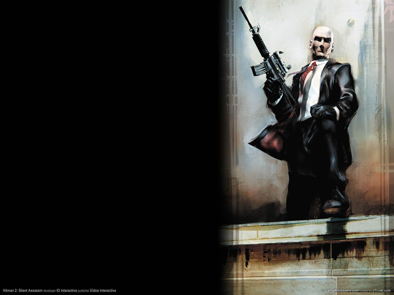 Hitman 2 Wallpapers Top Free Hitman 2 Backgrounds Wallpaperaccess