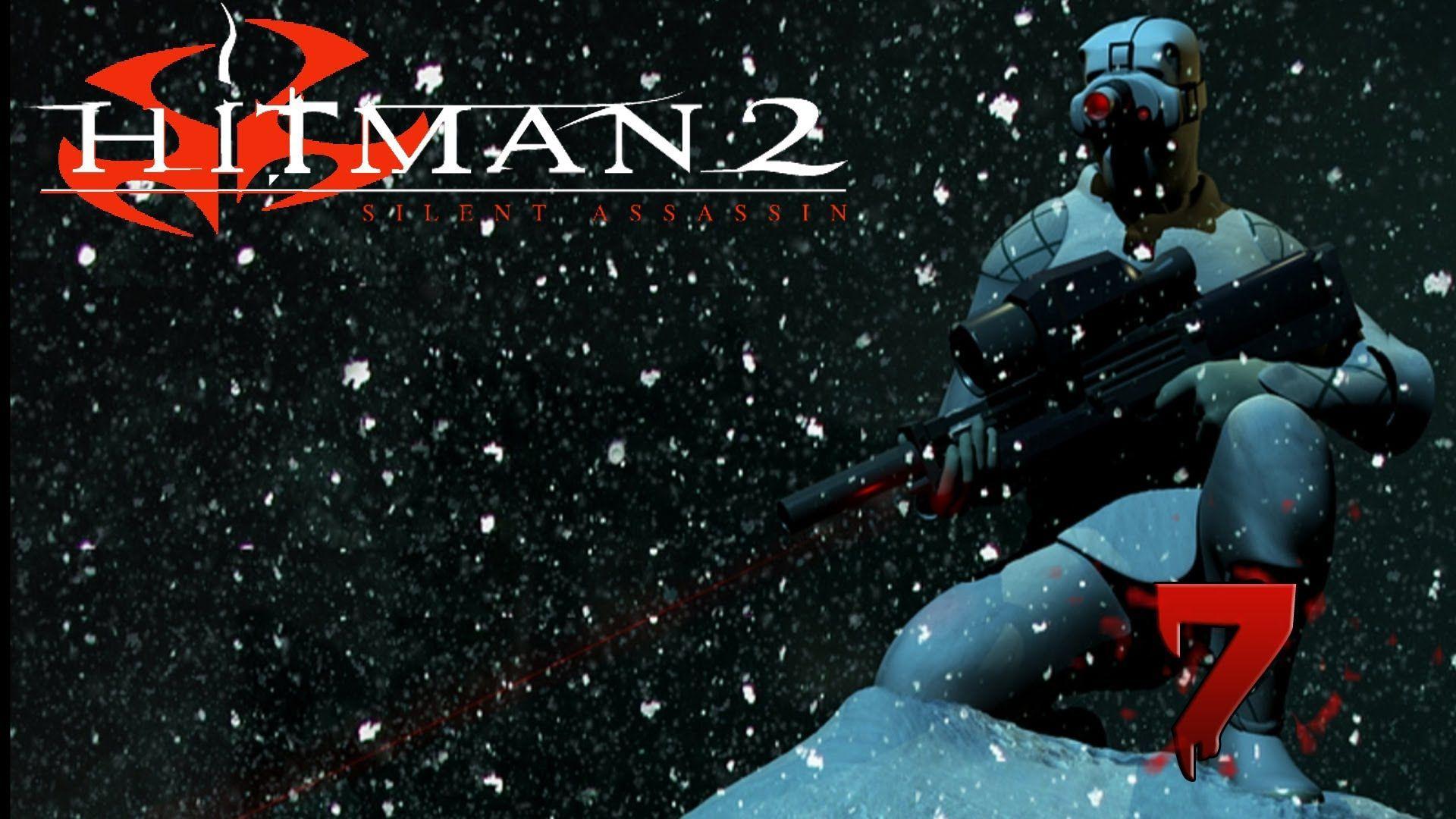 Hitman 2 Wallpapers - Top Free Hitman 2 Backgrounds