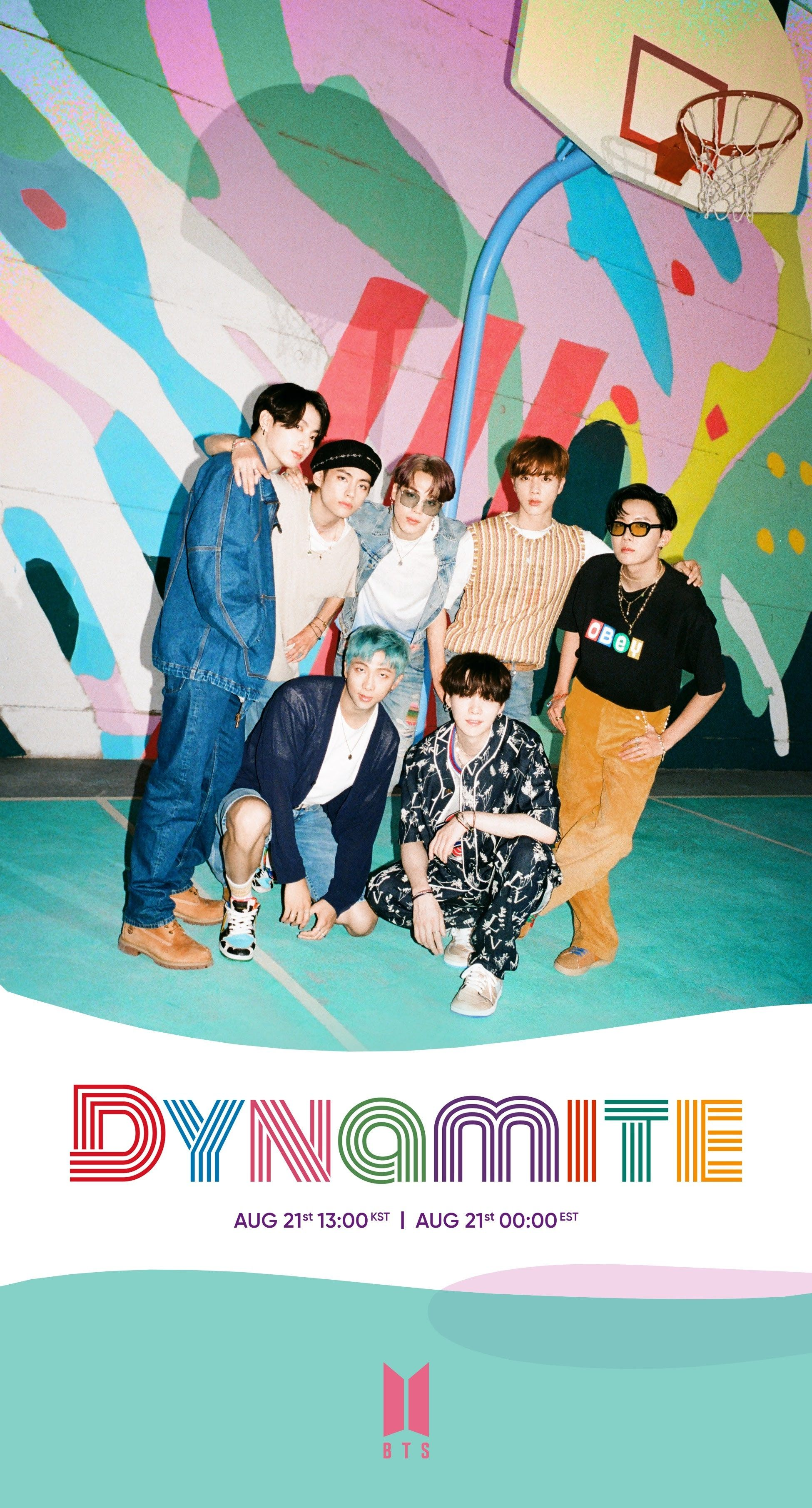 Bts Dynamite Wallpapers Top Free Bts Dynamite Backgrounds Wallpaperaccess