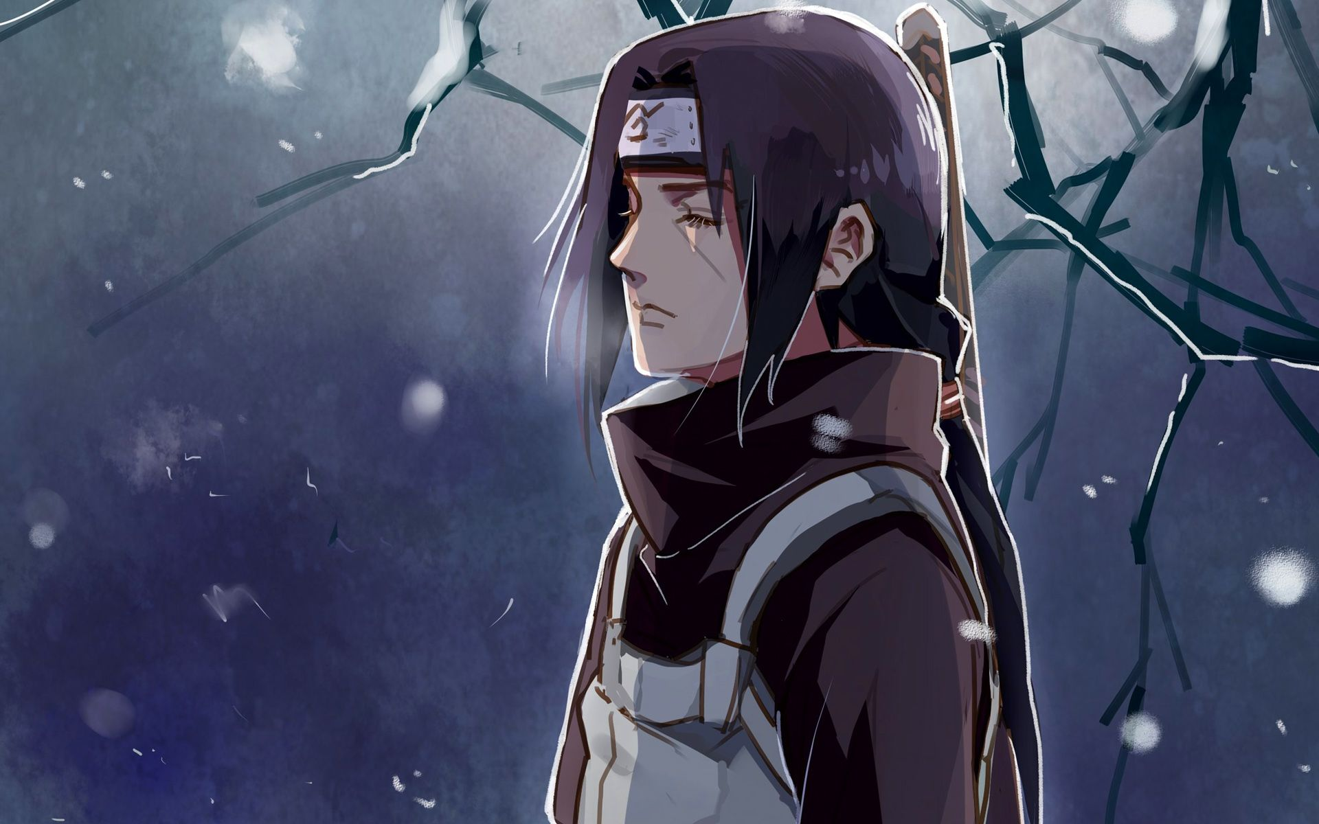 Itachi Crying Wallpapers Top Free Itachi Crying Backgrounds Wallpaperaccess