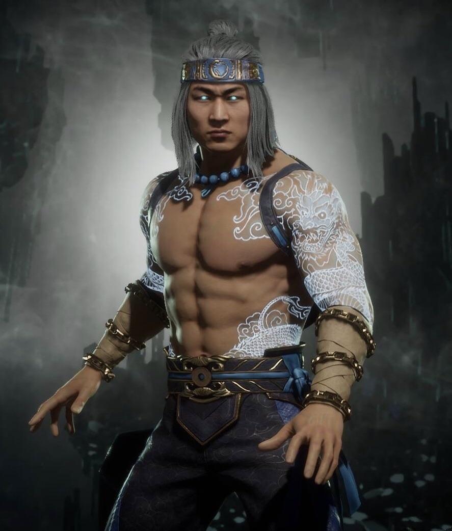 24+ Mortal Kombat 11 Wallpaper Liu Kang Gif