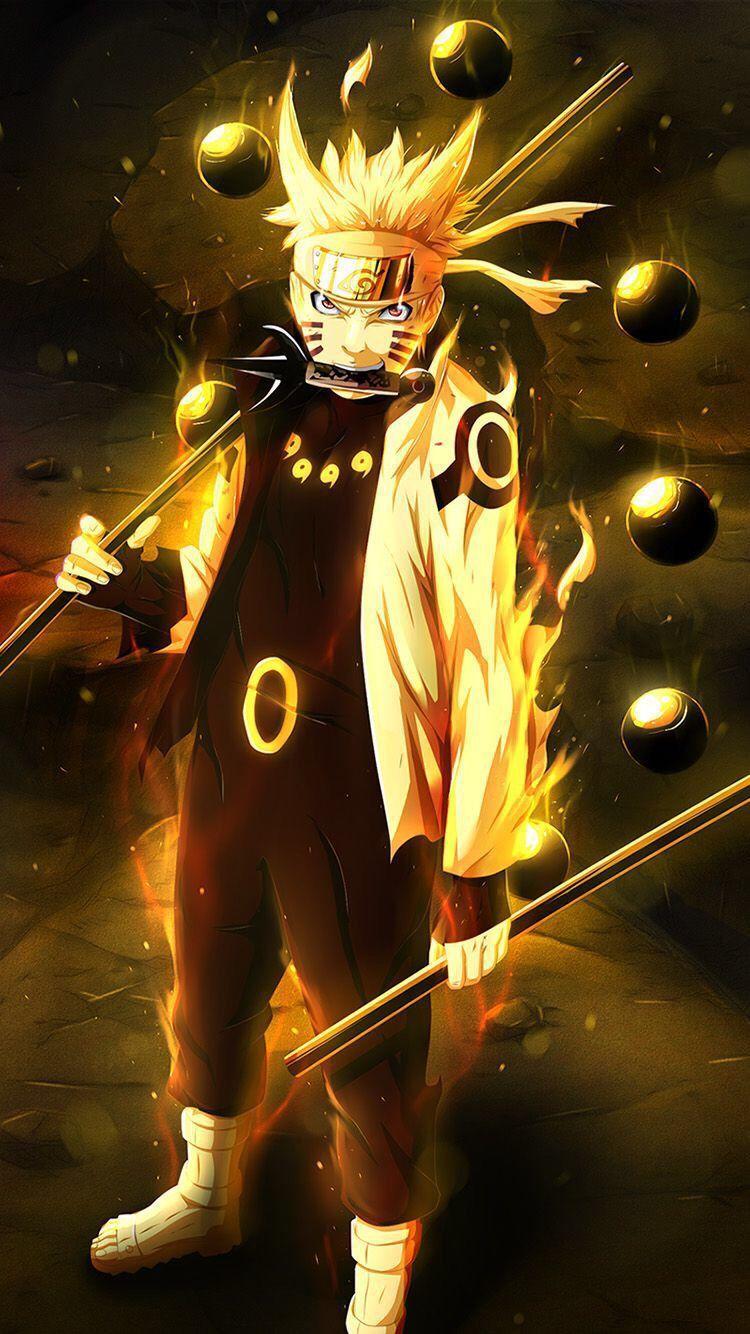 Naruto Chakra Mode Wallpapers - Top ...