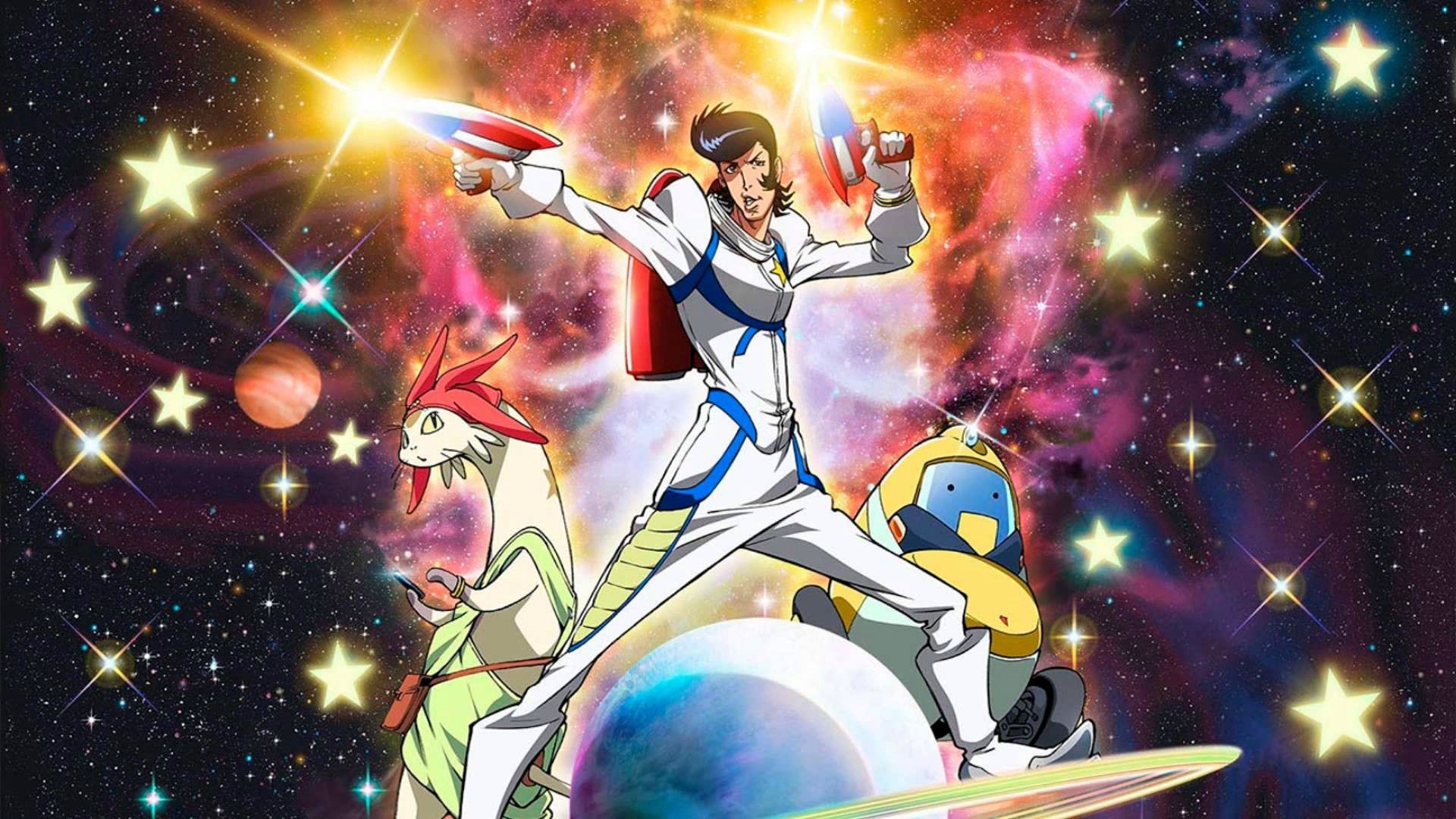 Space Dandy Wallpapers - Top Free Space Dandy Backgrounds - WallpaperAccess