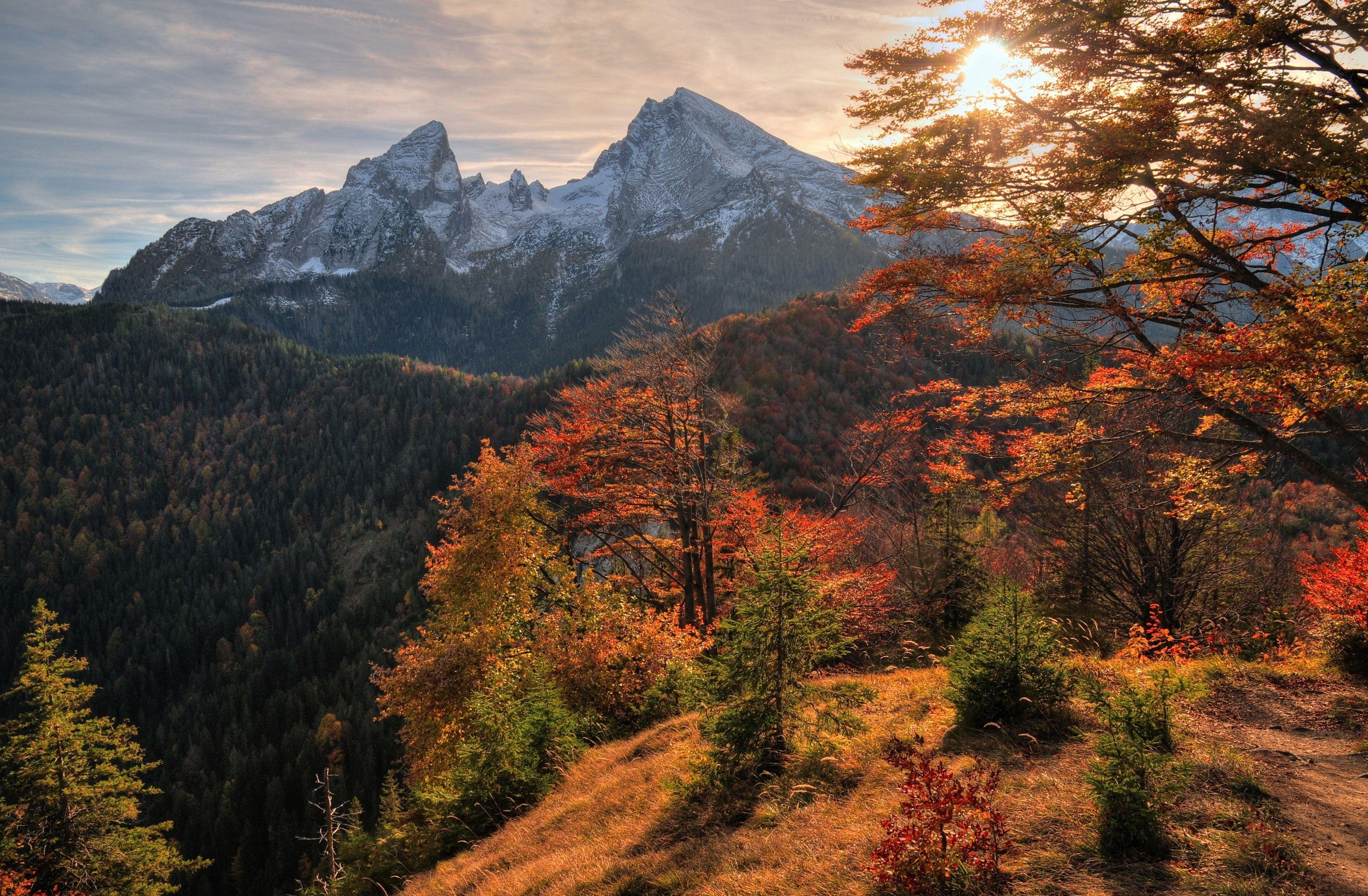 Autumn Mountain Wallpapers Top Free Autumn Mountain
