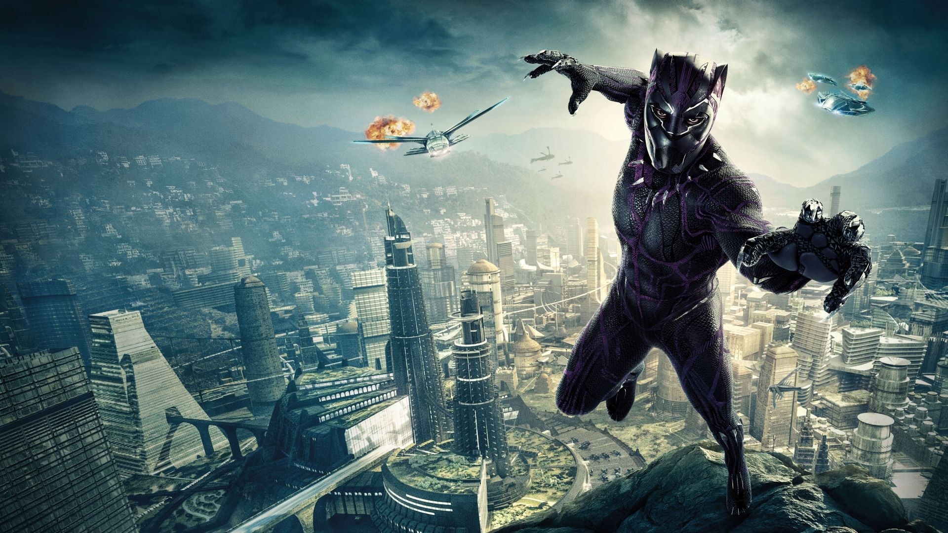 Wakanda Black Panther Wallpapers Top Free Wakanda Black Panther