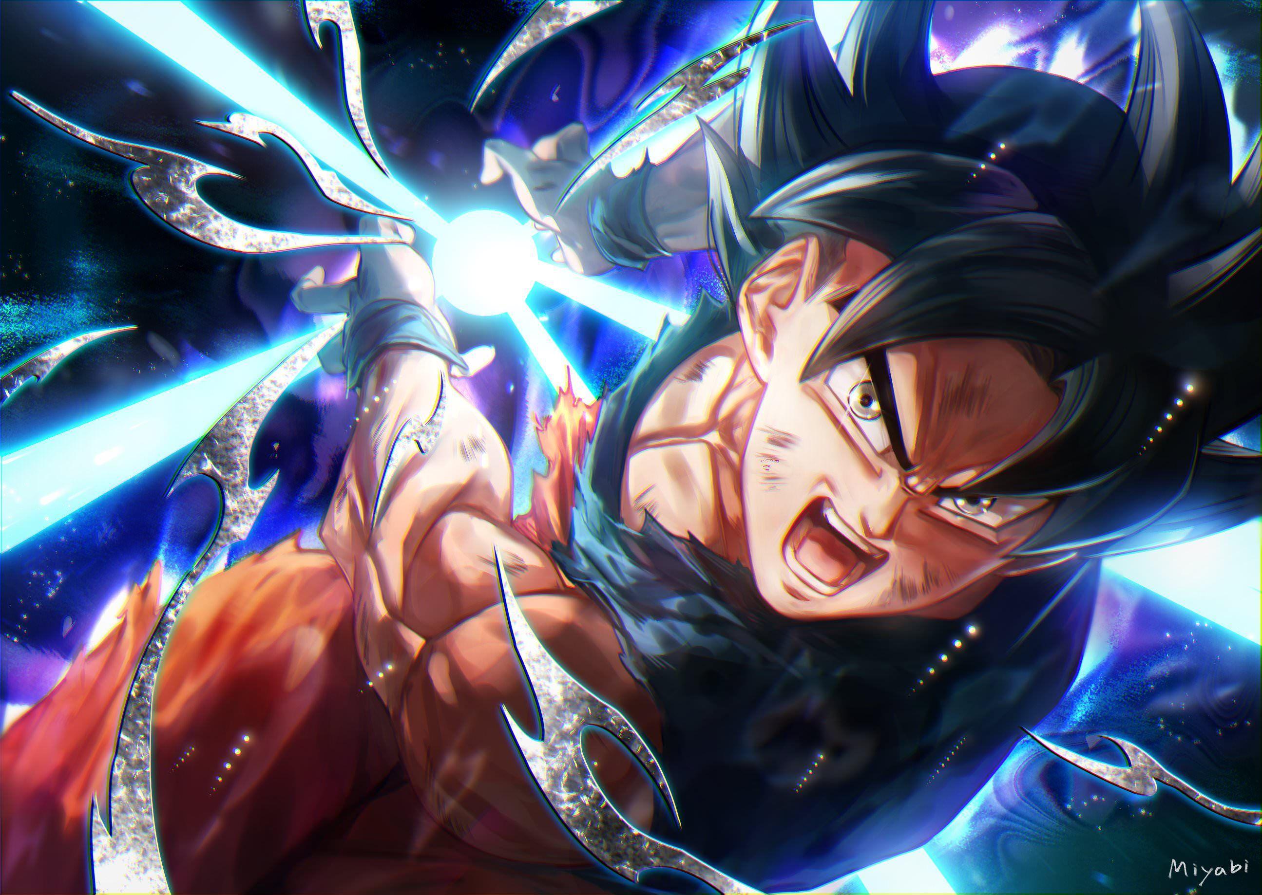 Goku Ui Wallpapers Top Free Goku Ui Backgrounds Wallpaperaccess
