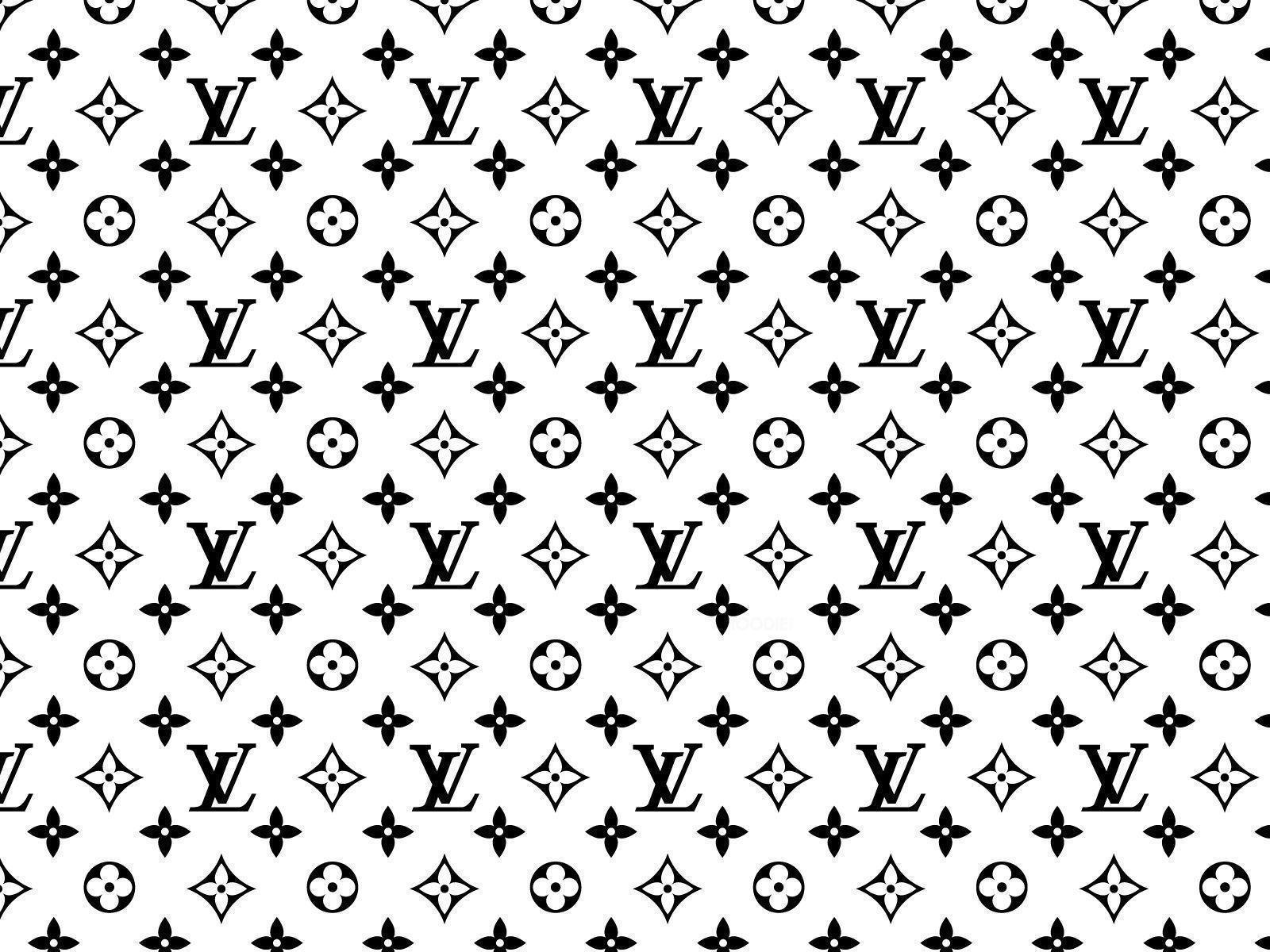 Louis Vuitton White Wallpapers - Top