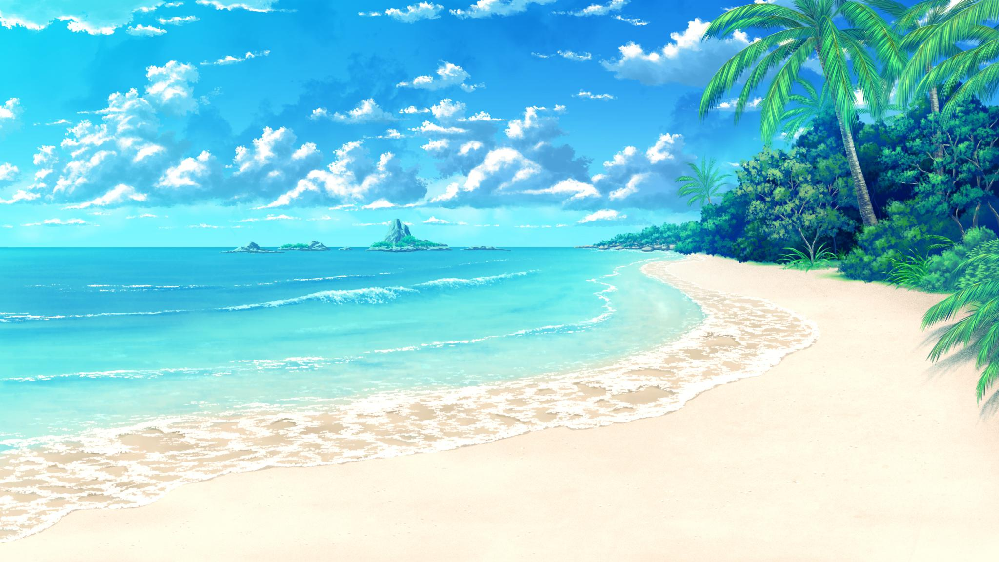Beach Backgrounds Wpawpartco
