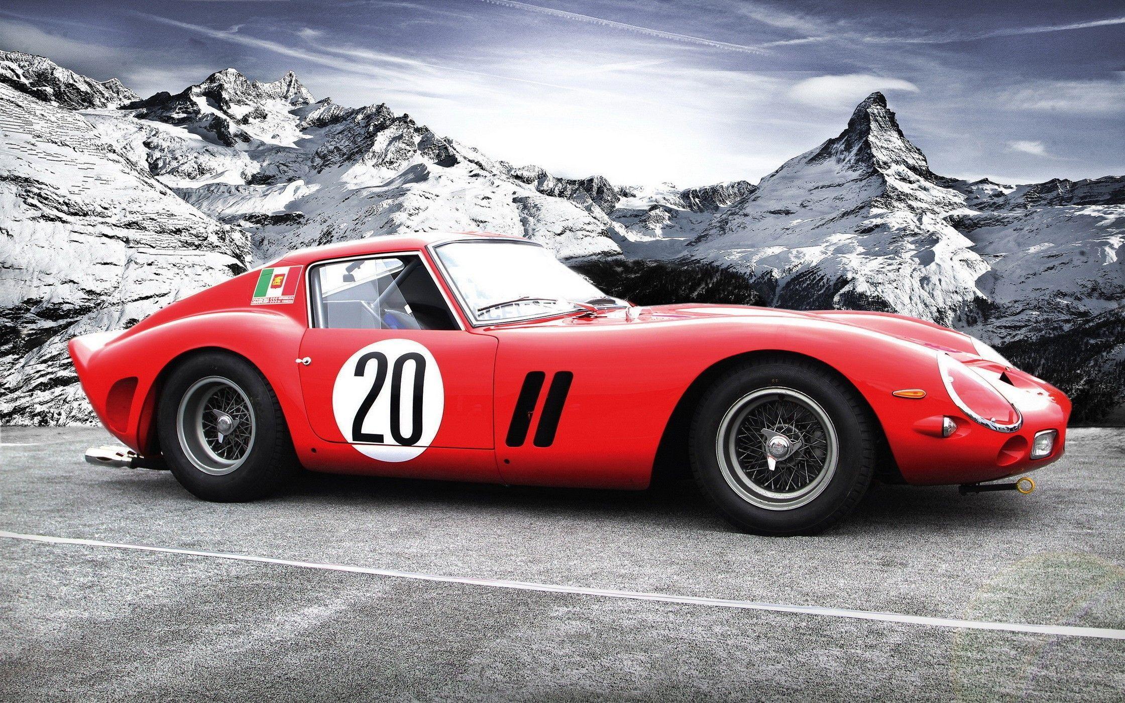 Ferrari 250 Gto Wallpapers Top Free Ferrari 250 Gto Backgrounds Wallpaperaccess