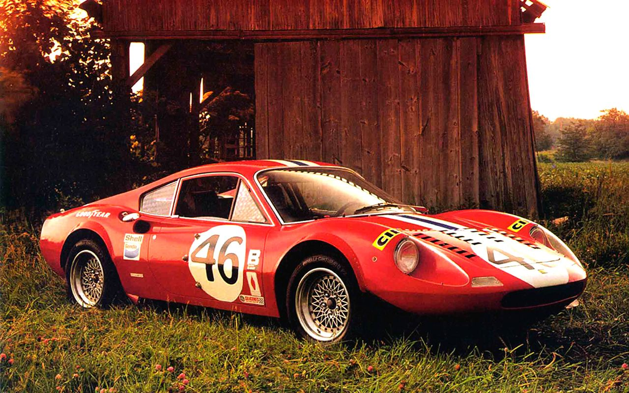 Old Ferrari Wallpapers Top Free Old Ferrari Backgrounds Wallpaperaccess