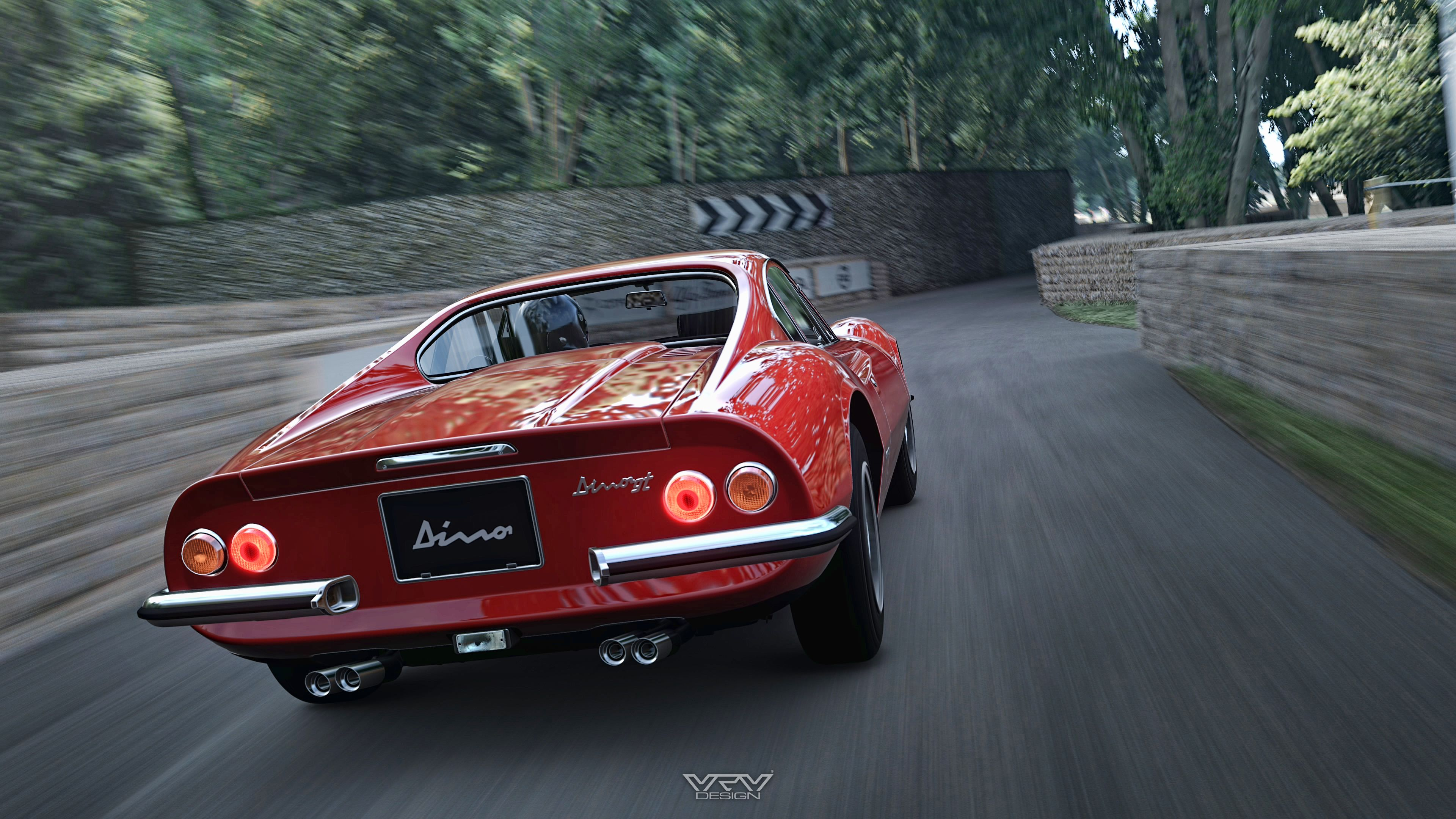 Classic Ferrari Wallpapers Top Free Classic Ferrari Backgrounds Wallpaperaccess
