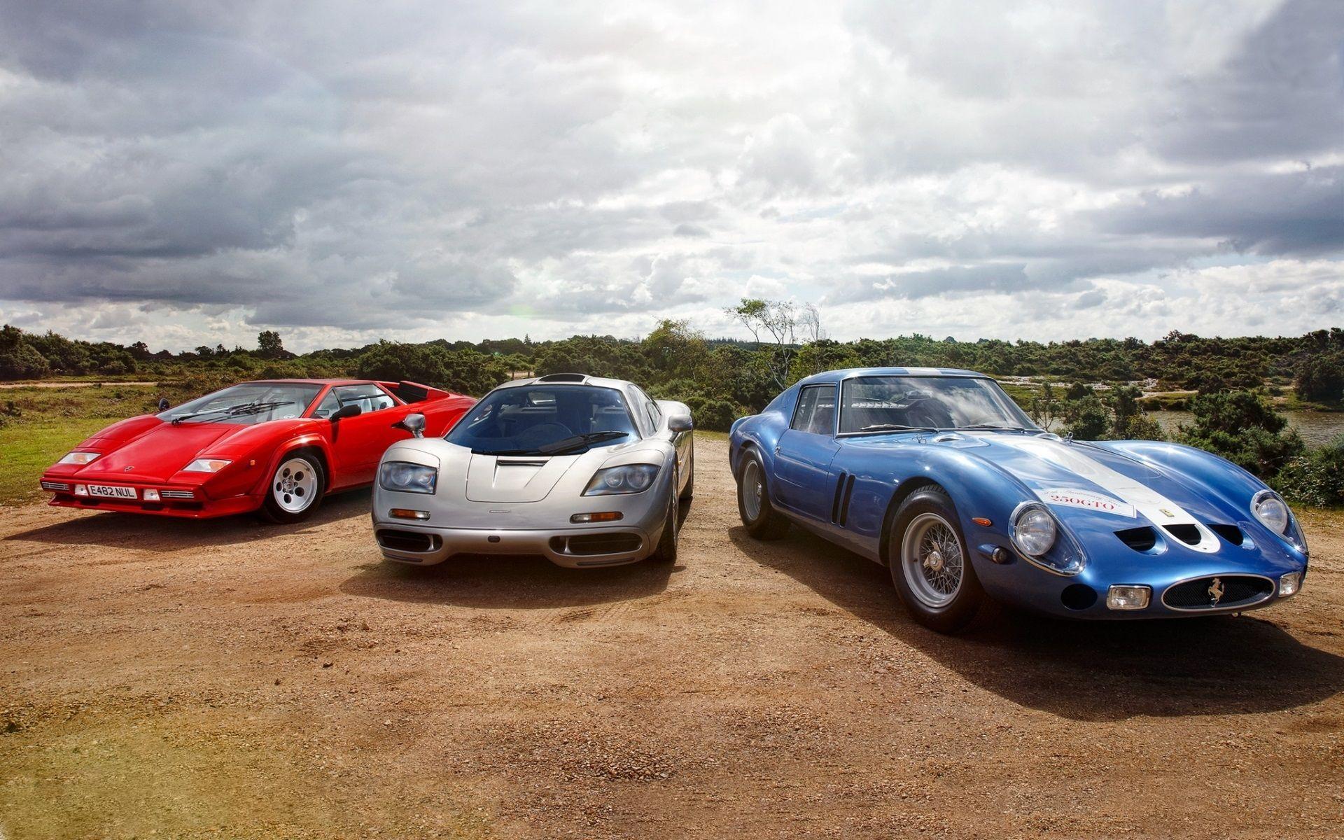 Classic Ferrari Wallpapers Top Free Classic Ferrari Backgrounds