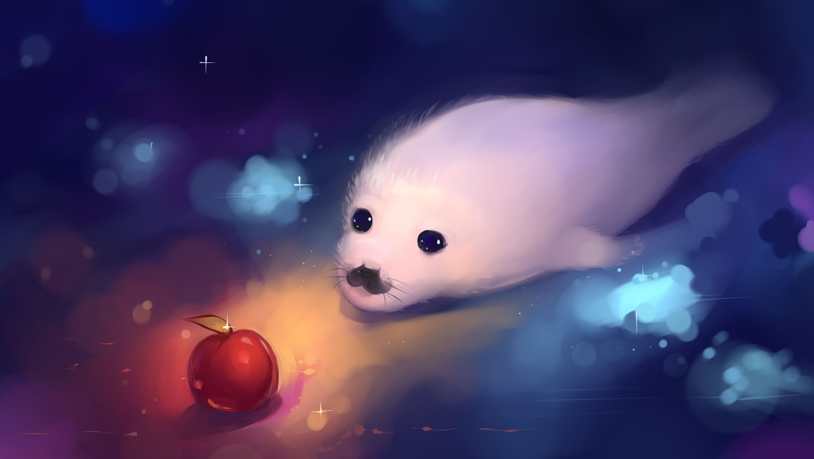 Cute Anime Animals Wallpapers Top Free Cute Anime Animals