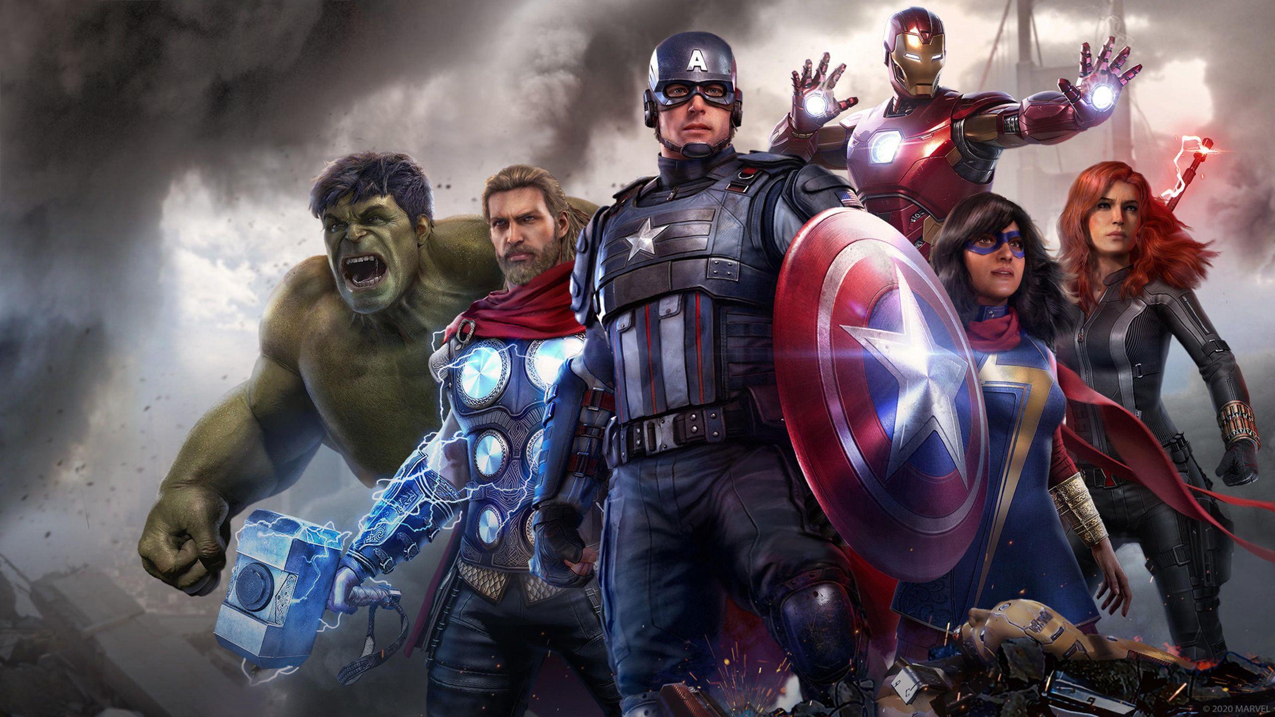 Marvel Avengers 4K Wallpapers - Top Free Marvel Avengers ...