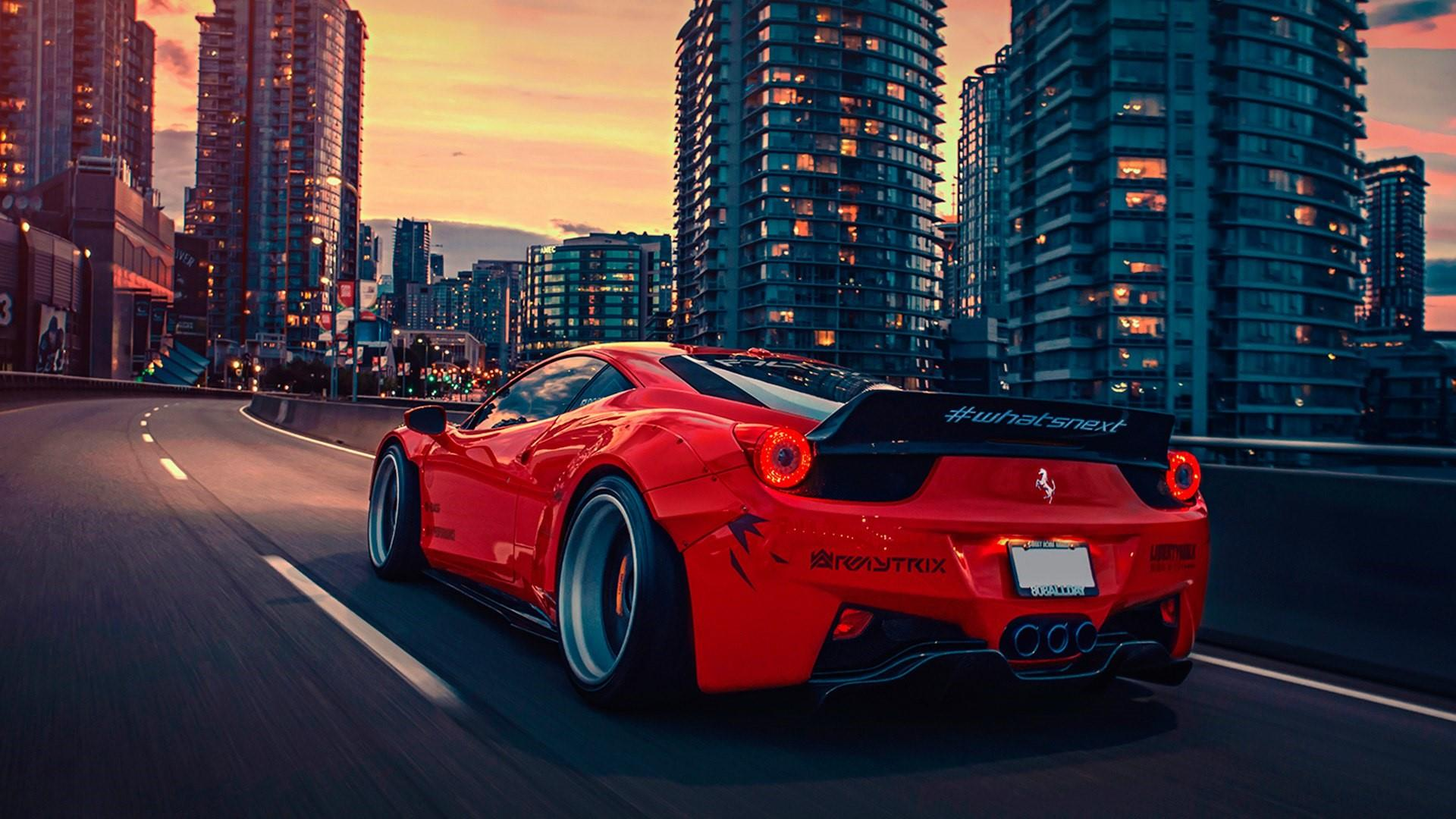 Ferrari Wallpapers Top Free Ferrari Backgrounds Wallpaperaccess
