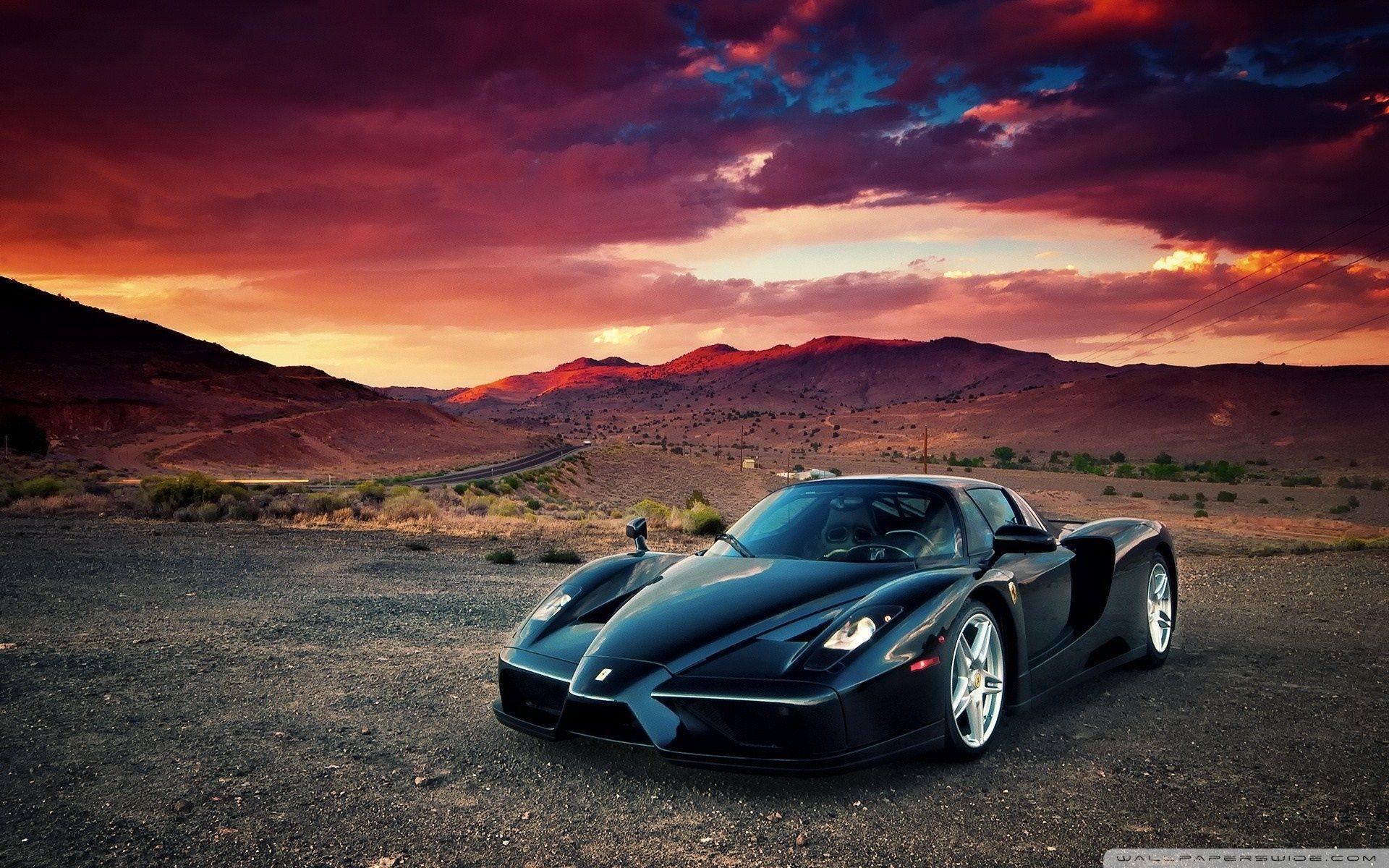 Ferrari Enzo Wallpapers Top Free Ferrari Enzo Backgrounds Wallpaperaccess