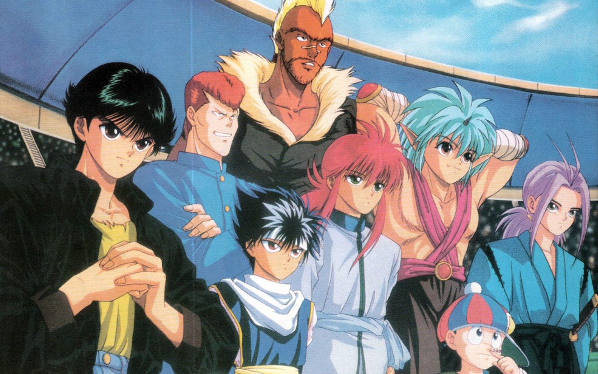Yu Yu Hakusho Wallpapers Top Free Yu Yu Hakusho Backgrounds