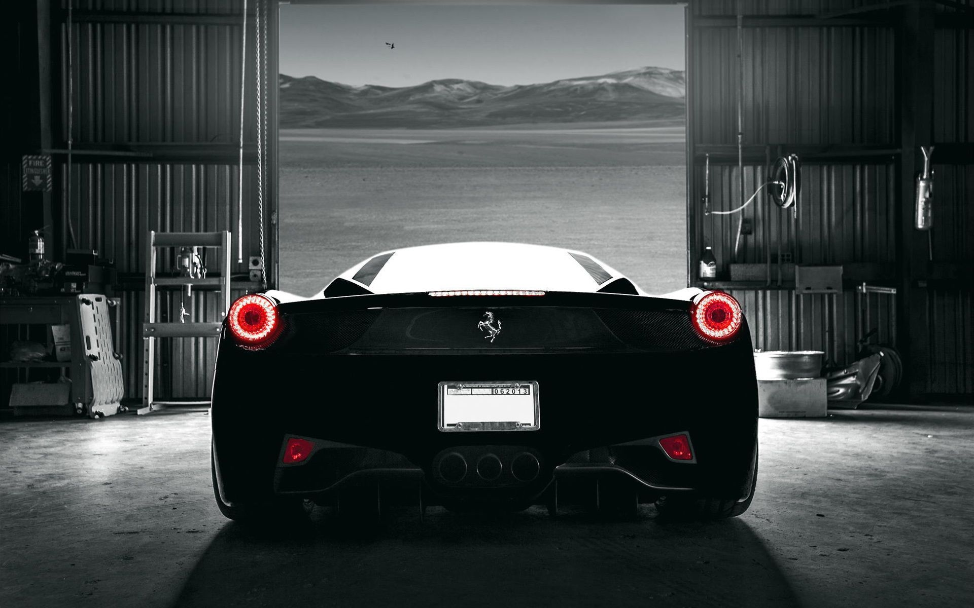 Black Ferrari Wallpapers Top Free Black Ferrari Backgrounds