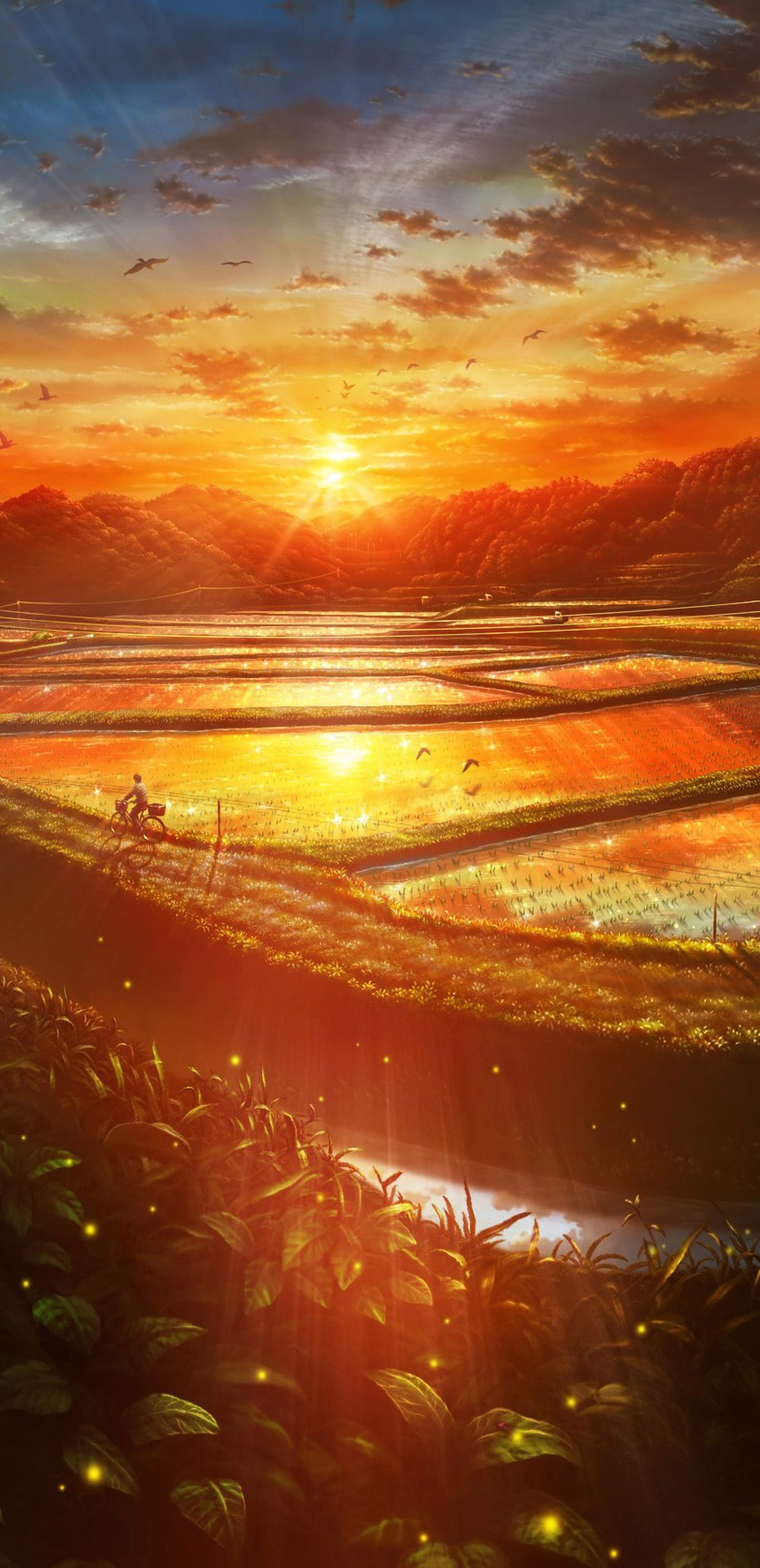 Japanese Anime Widescreen HD Wallpapers - Top Free ...