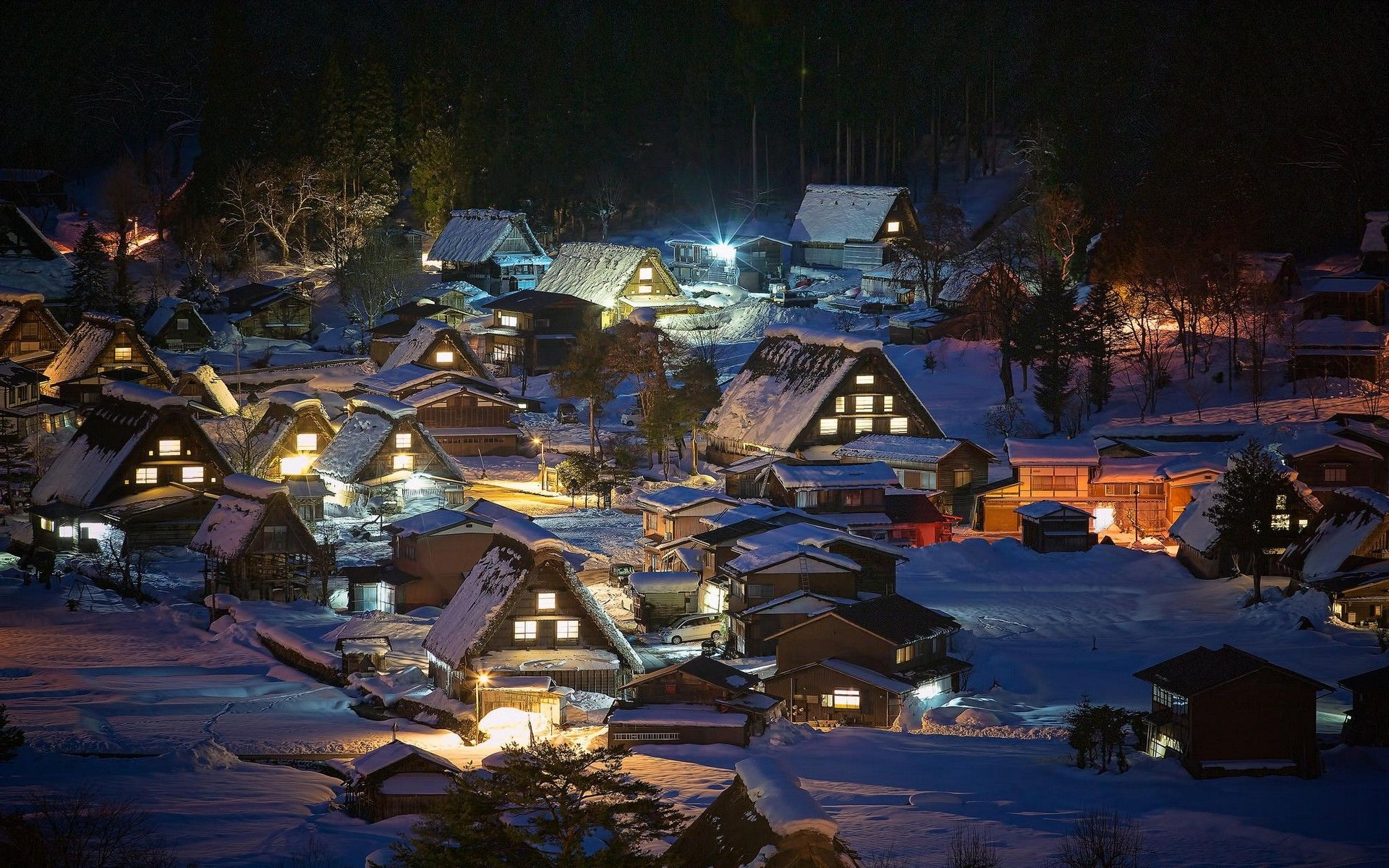 53 Best Free Japanese Winter Homes Wallpapers Wallpaperaccess