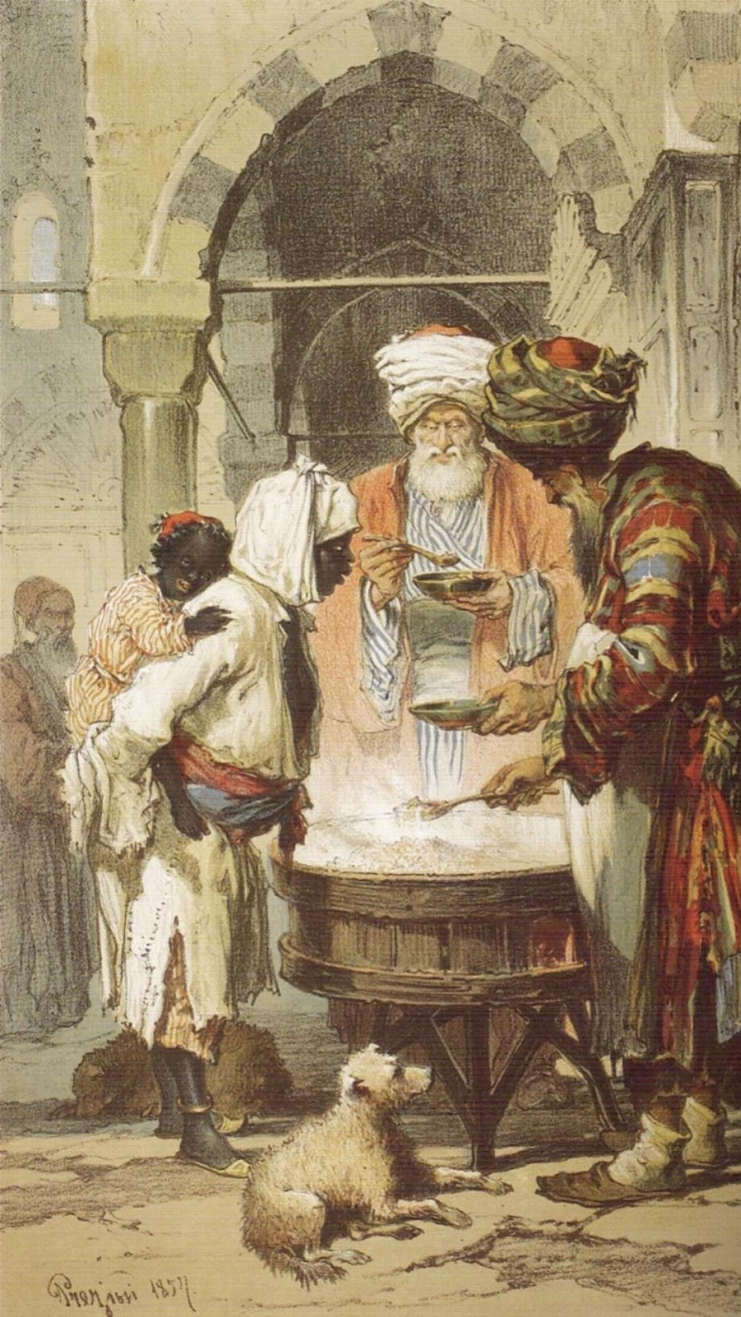 1080x1920 Islam islamic art painting history world wallpaper | (38967)