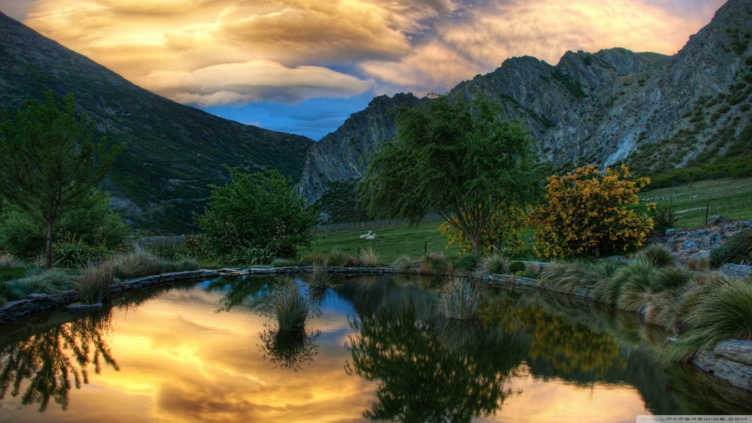 Pretty Landscape Wallpapers - Top Free Pretty Landscape ...