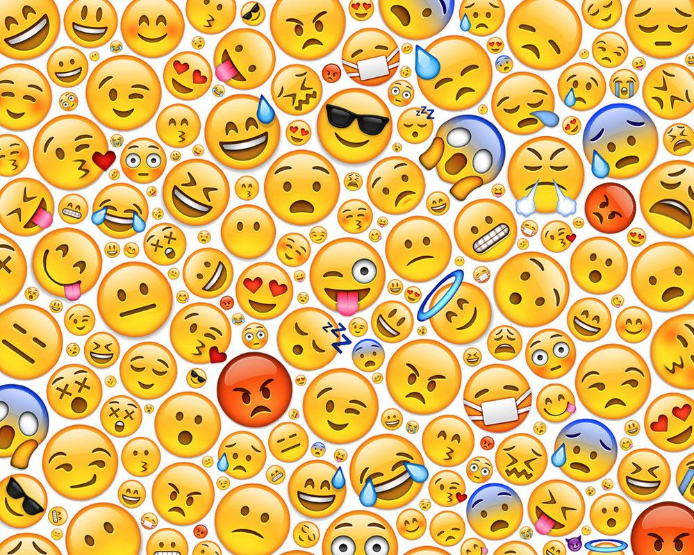 Emoji Wallpapers Top Free Emoji Backgrounds Wallpaperaccess