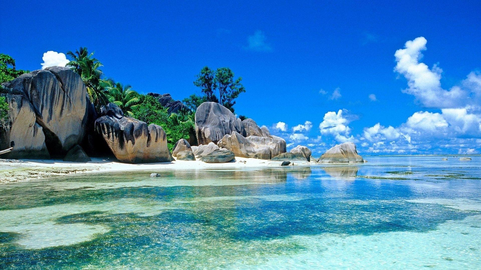 Tropical Beach Wallpapers Top Free Tropical Beach