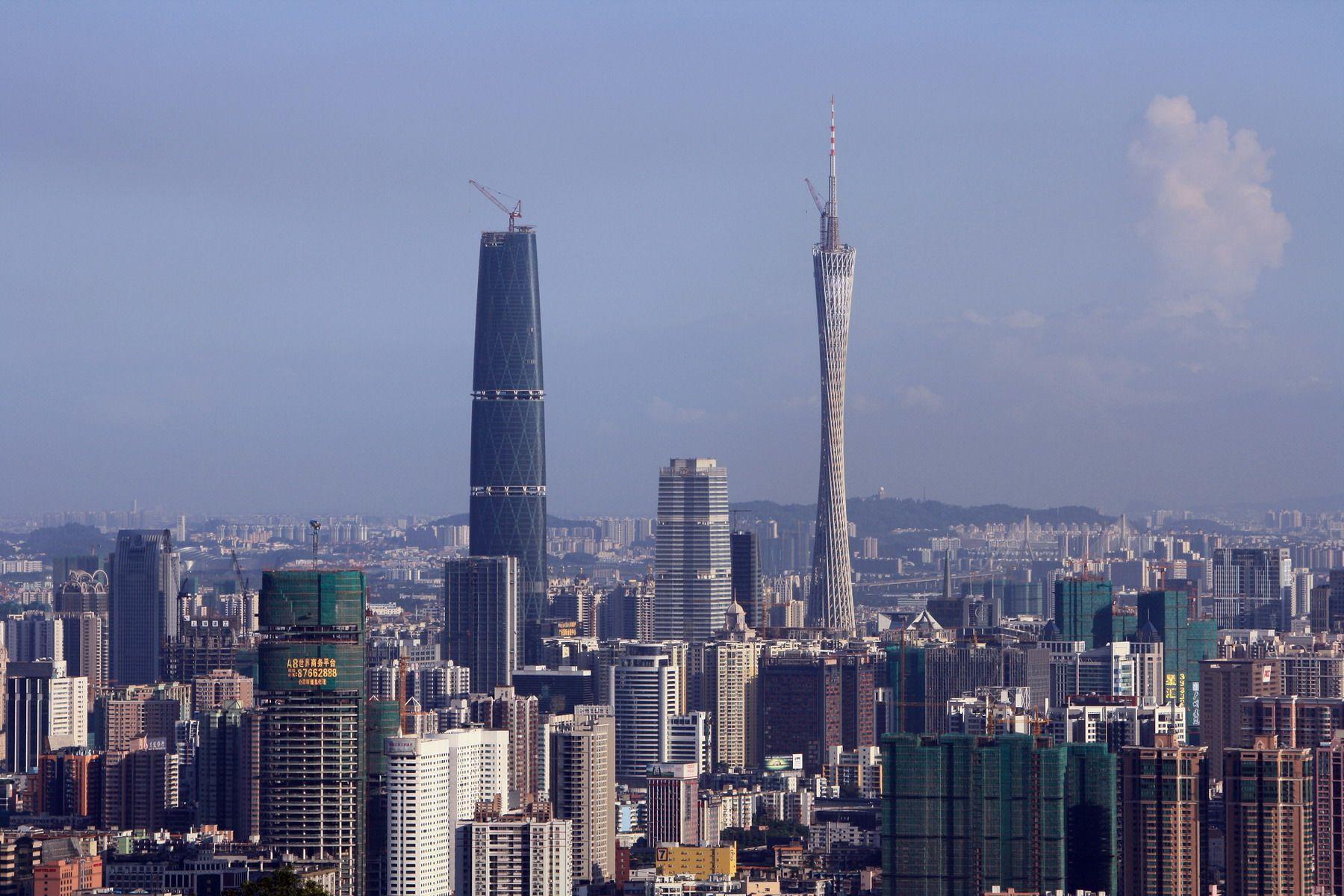Guangzhou City Wallpapers - Top Free Guangzhou City Backgrounds