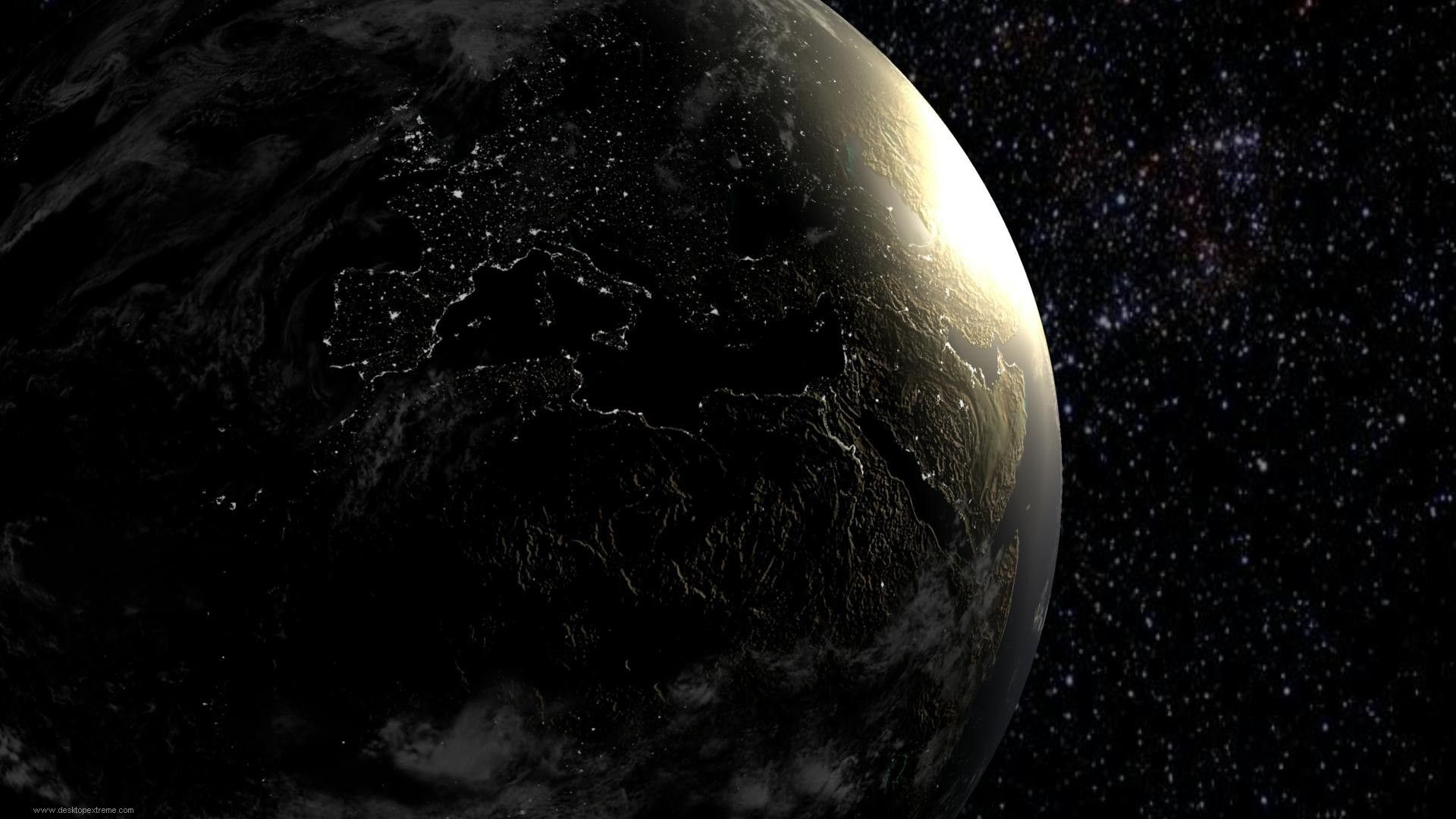 Earth Lights Wallpapers - Top Free Earth Lights ...