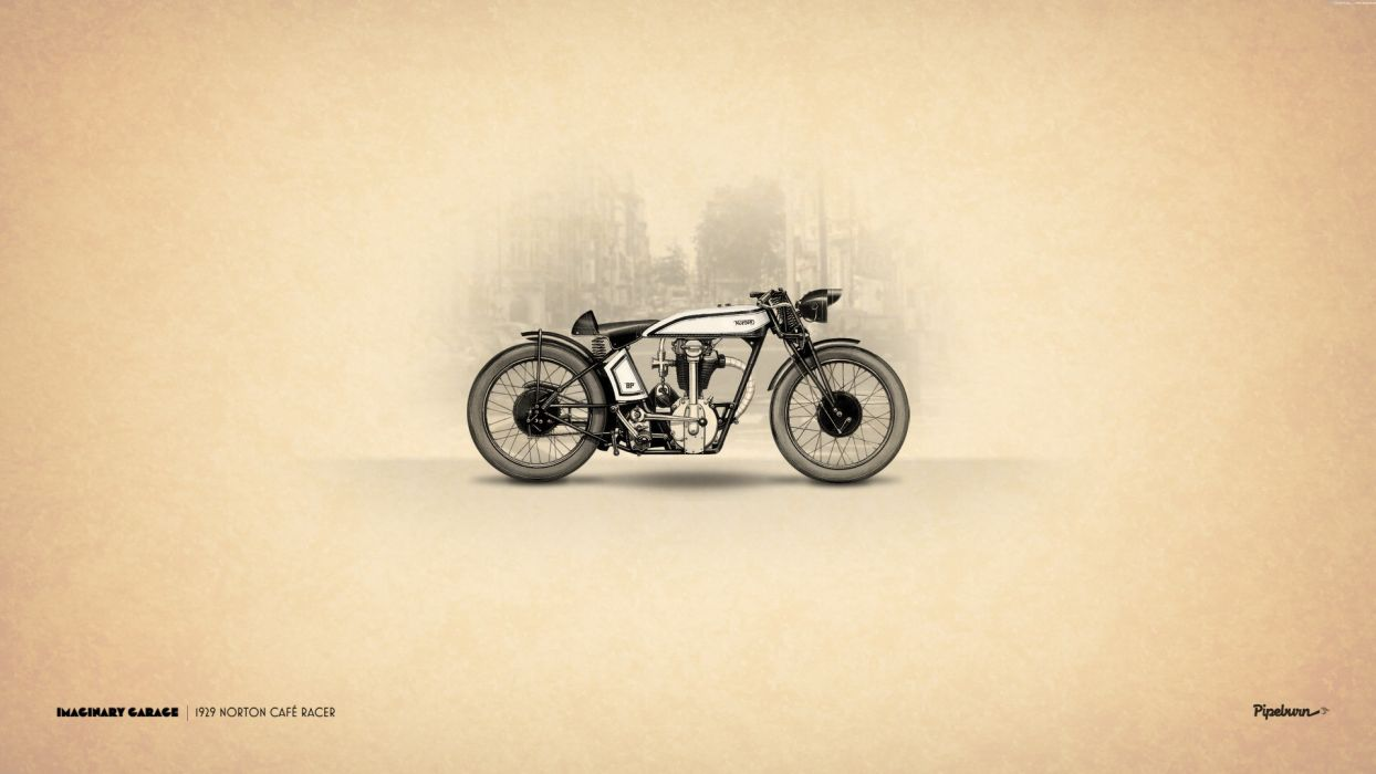 Cafe Racer Motorcycle Wallpapers - Top Free Cafe Racer Motorcycle