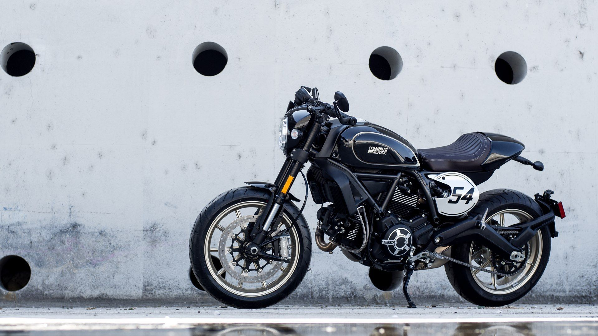 Cafe Racer Motorcycle Wallpapers