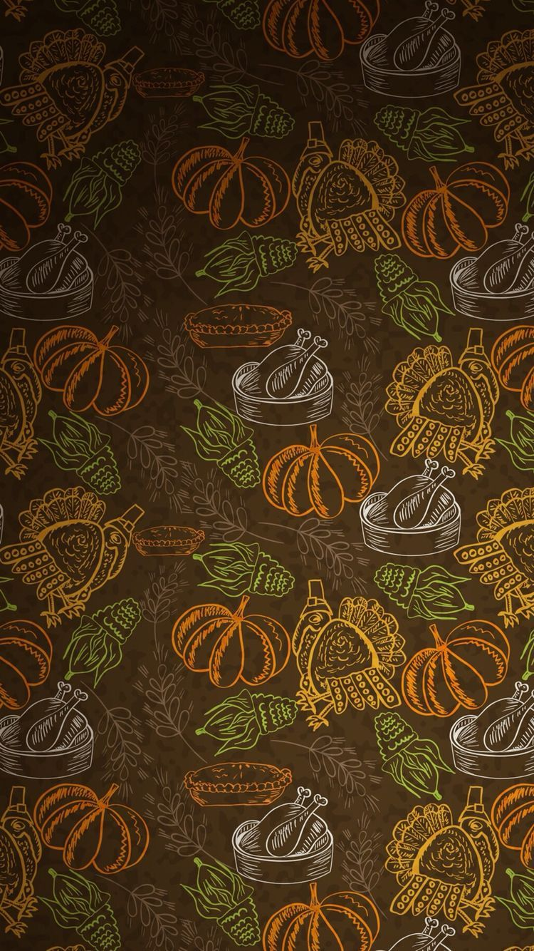 Thanksgiving Phone Wallpapers - Top
