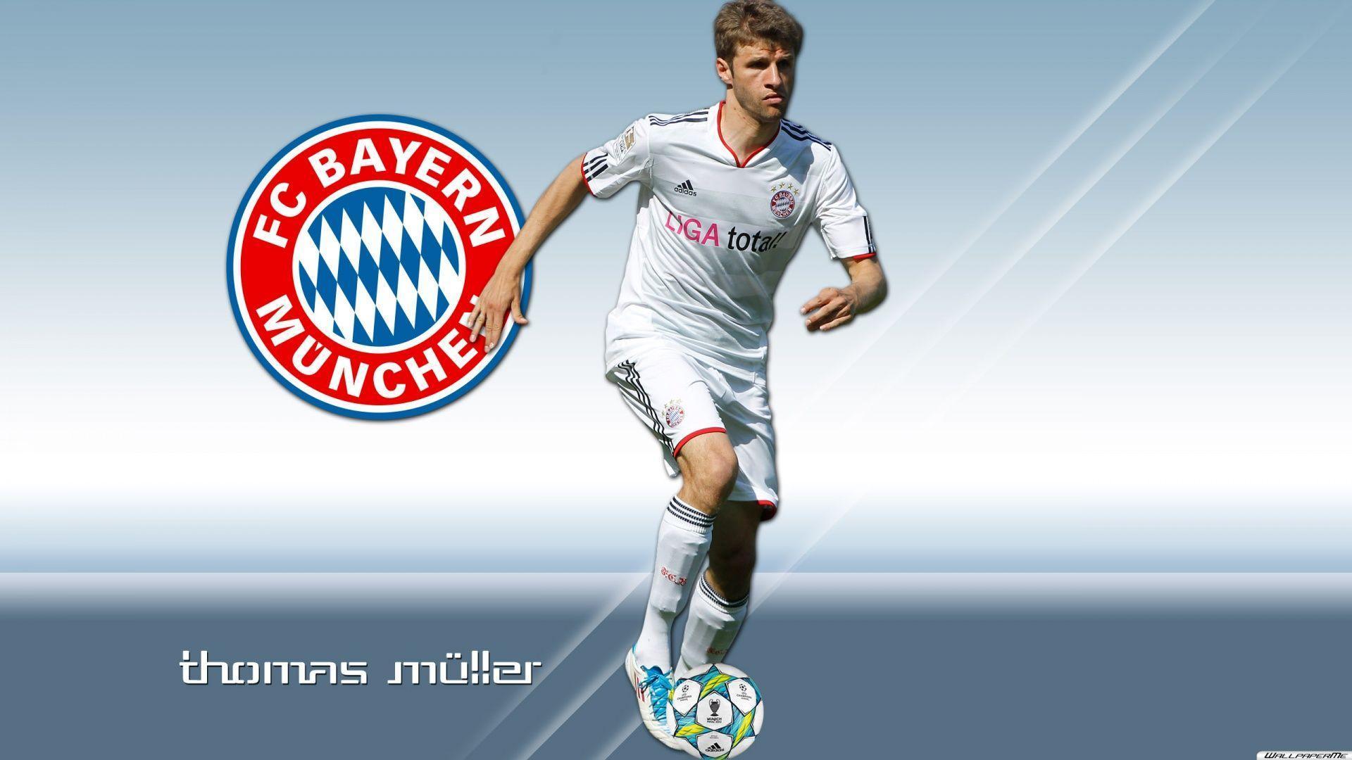 Thomas Muller Wallpapers - Top Free Thomas Muller Backgrounds -  WallpaperAccess
