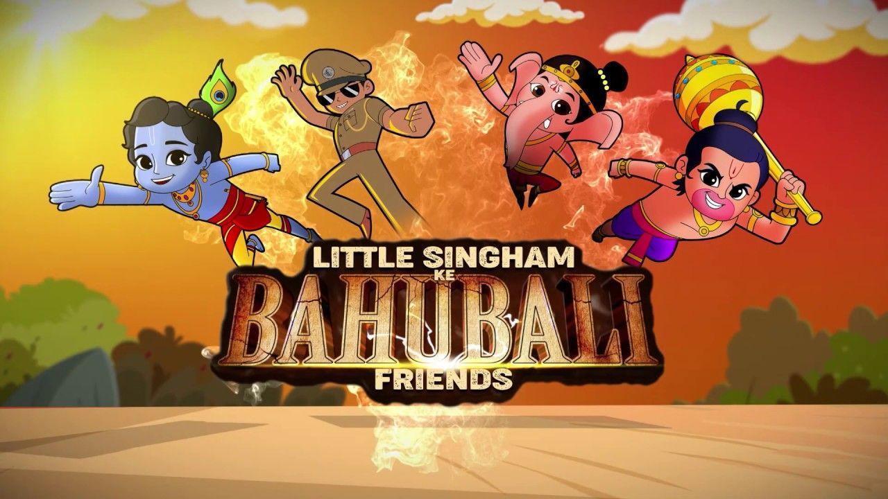 Little Singham Wallpapers - Top Free Little Singham ...
