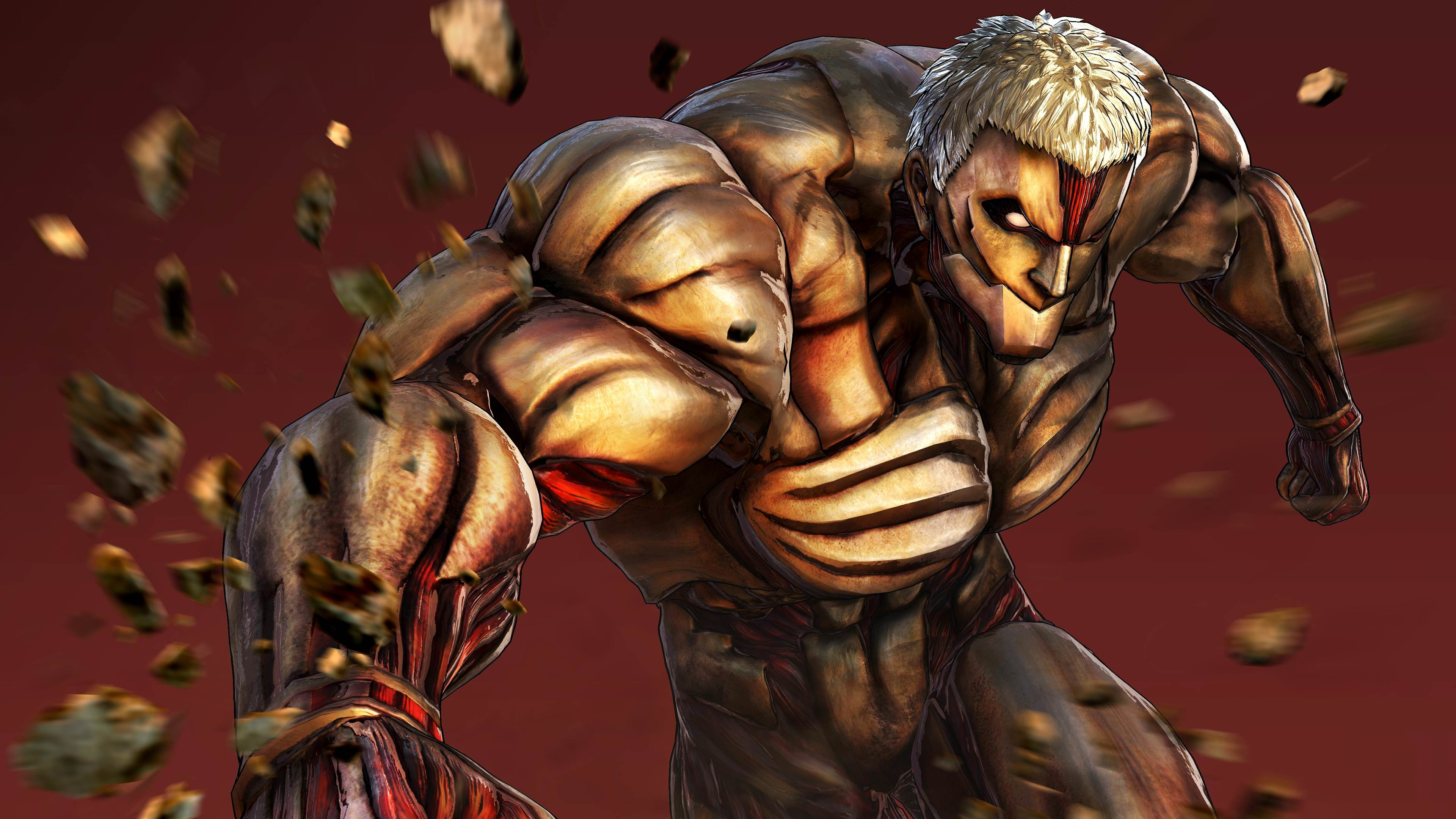 Attack On Titan Armored Titan Wallpapers Top Free Attack On