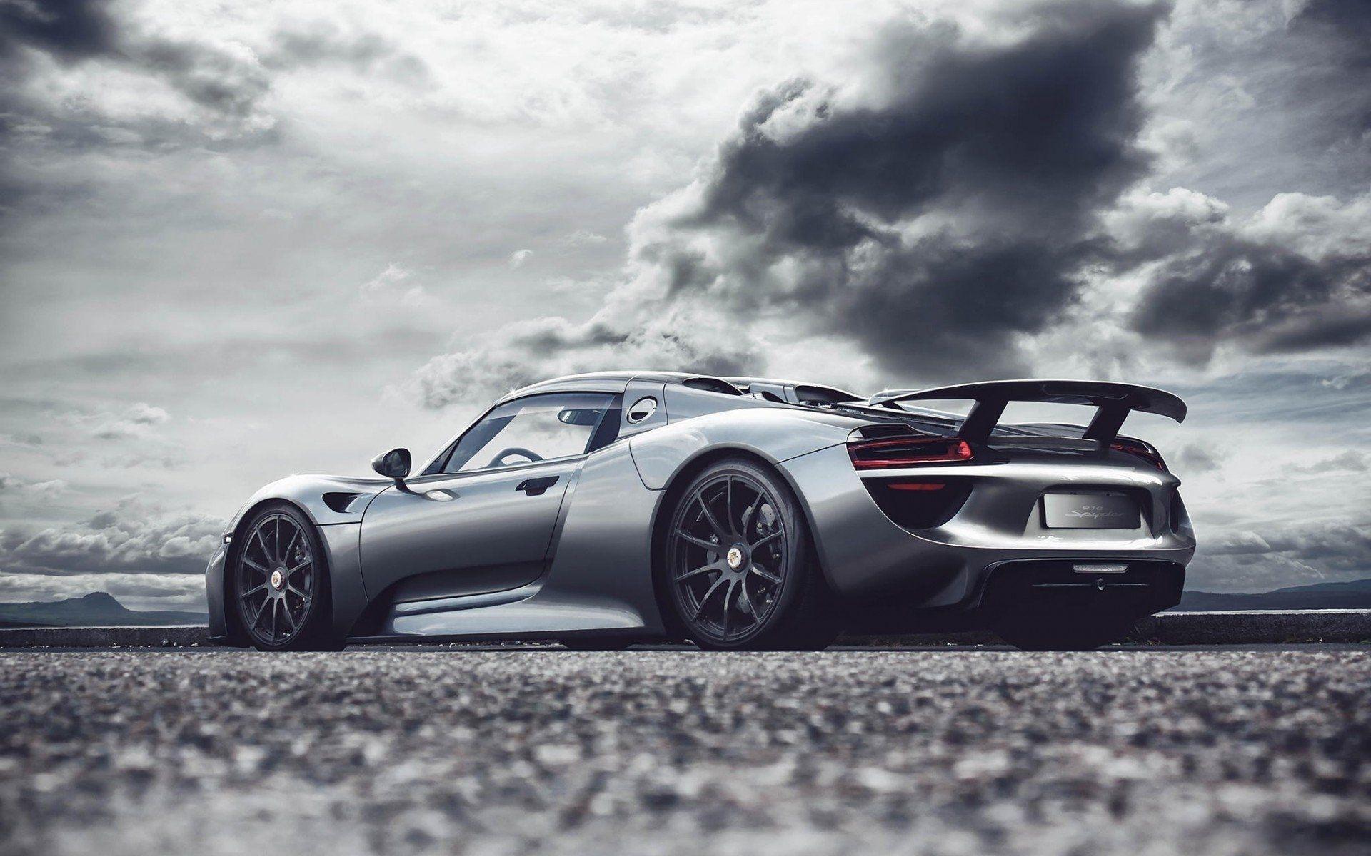 Porsche Spyder Wallpapers Top Free Porsche Spyder Backgrounds Wallpaperaccess