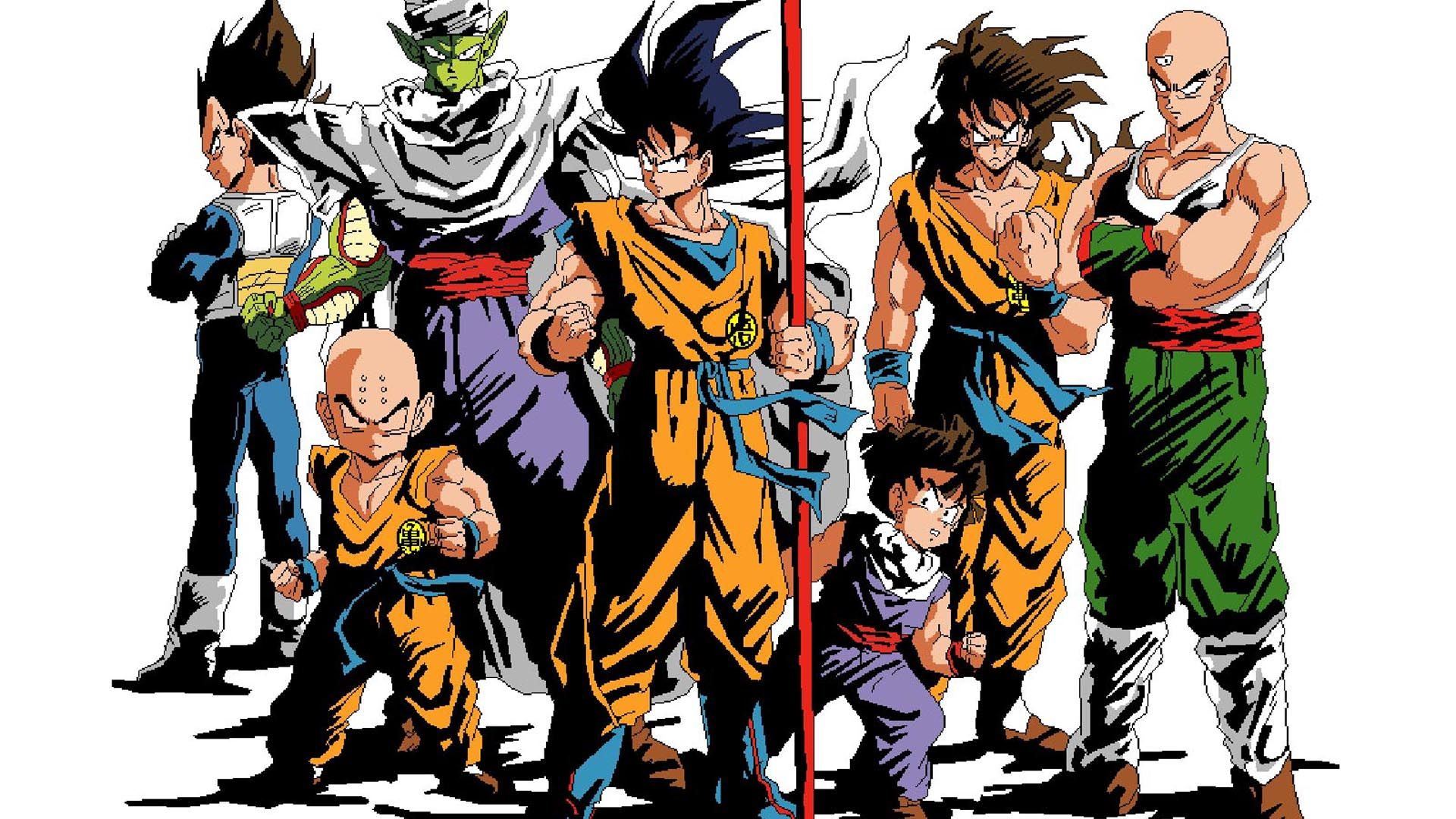 Dragon Ball Desktop Wallpapers Top Free Dragon Ball