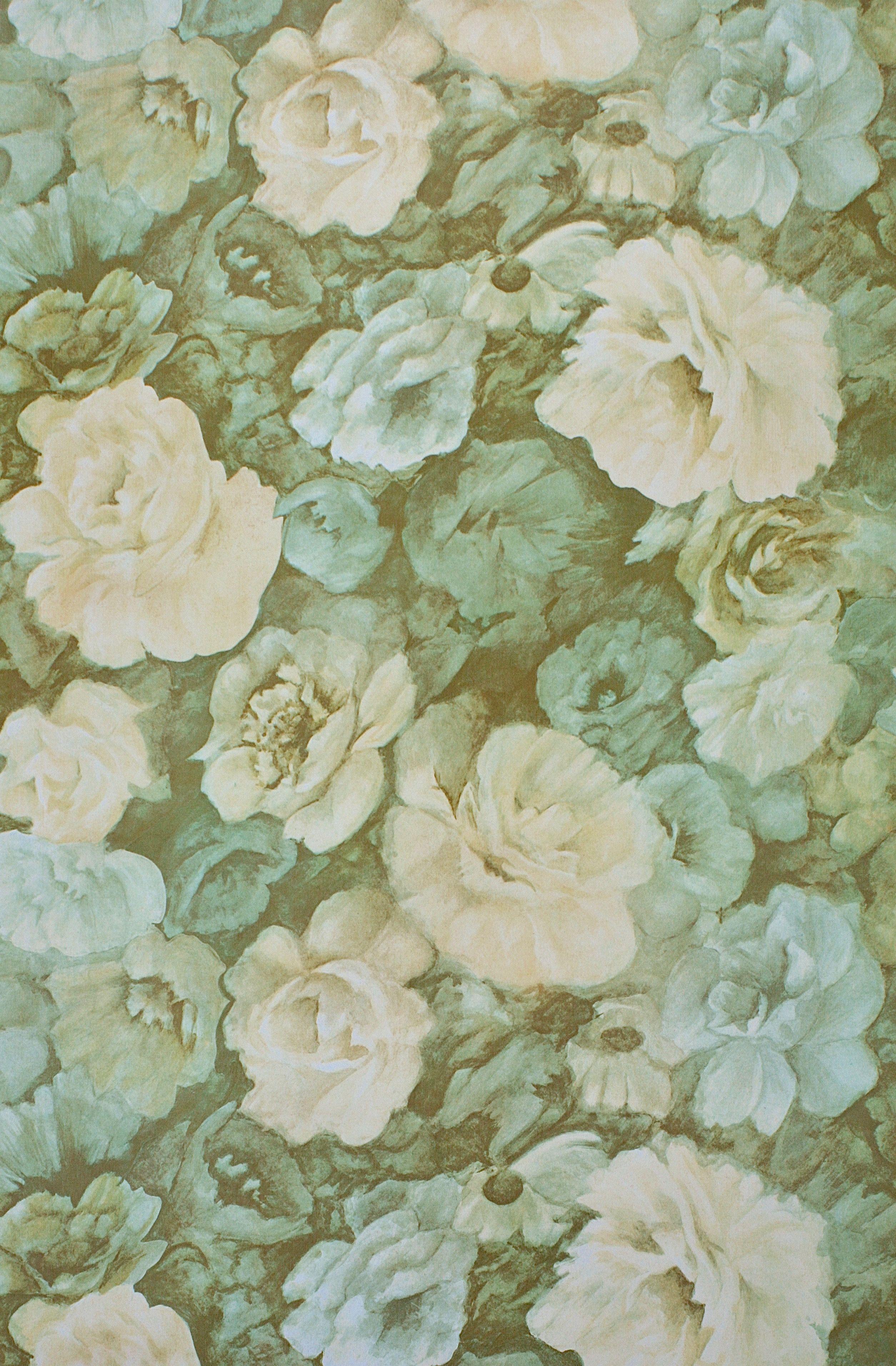 dc6e38fcb7 Vintage Floral Wallpapers - Top Free Vintage Floral Backgrounds ...