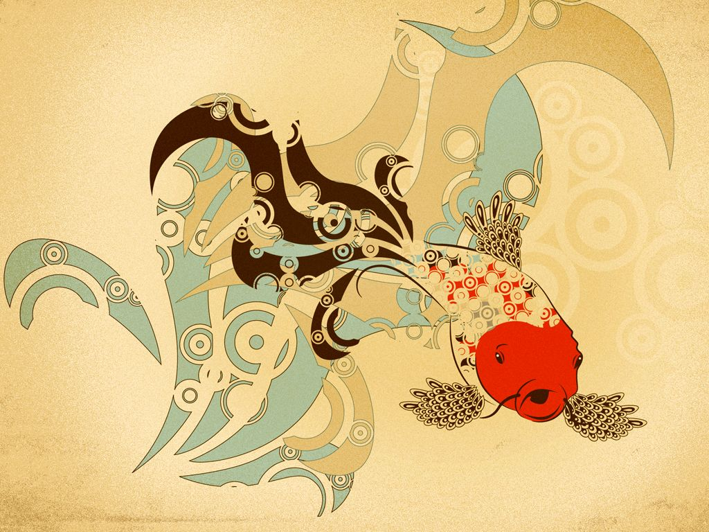 Japanese Koi Wallpapers Top Free Japanese Koi Backgrounds Wallpaperaccess