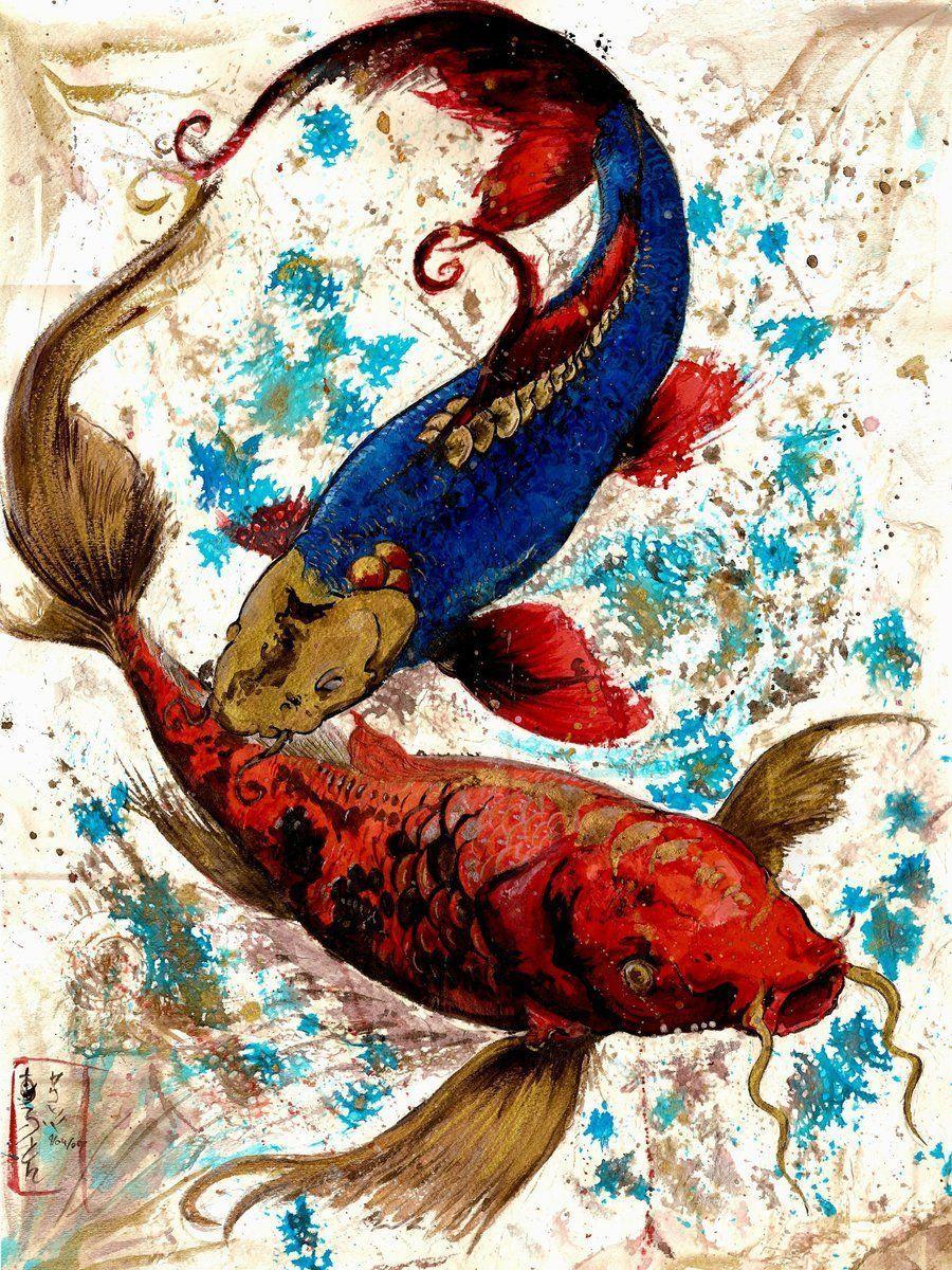 Japanese Koi Wallpapers Top Free Japanese Koi Backgrounds